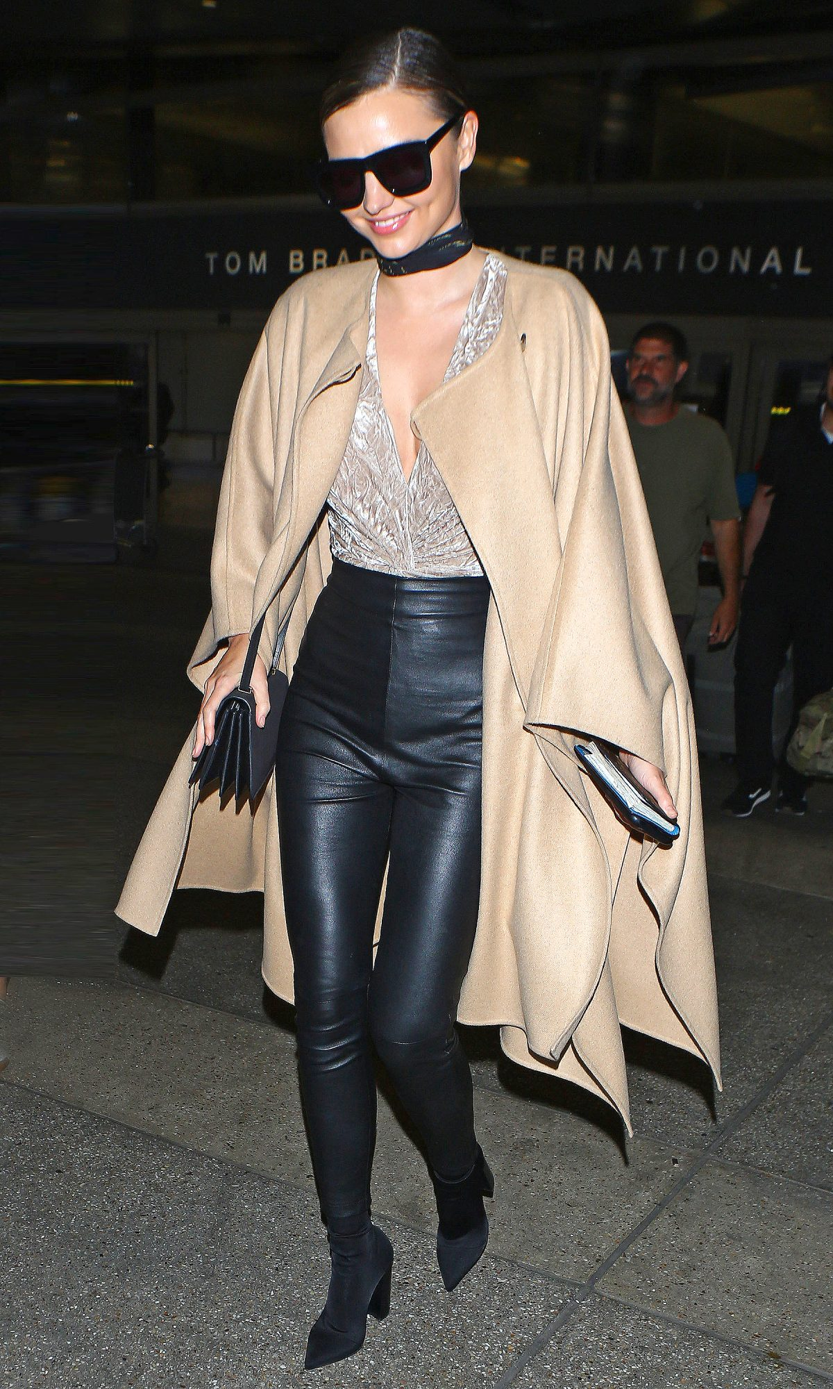 Miranda Kerr Seen At LAX