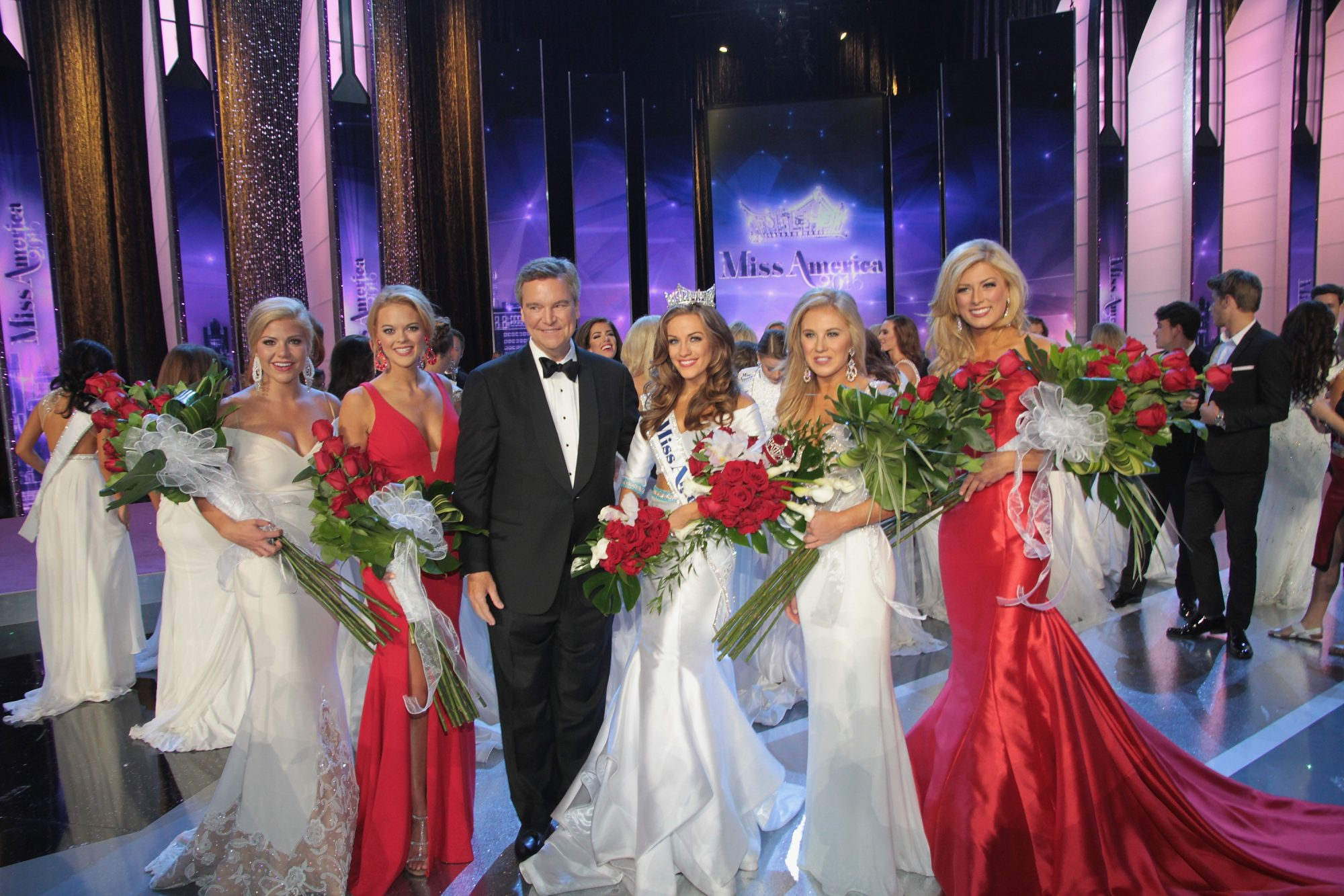 2016 Miss America Competition - Show