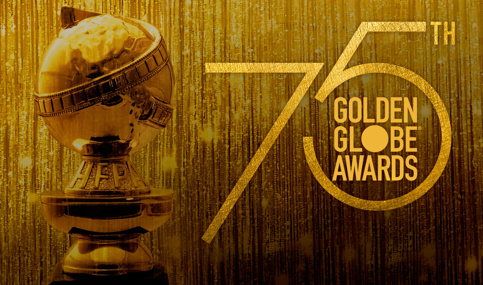 The 75th Golden Globe Awards - Season 75