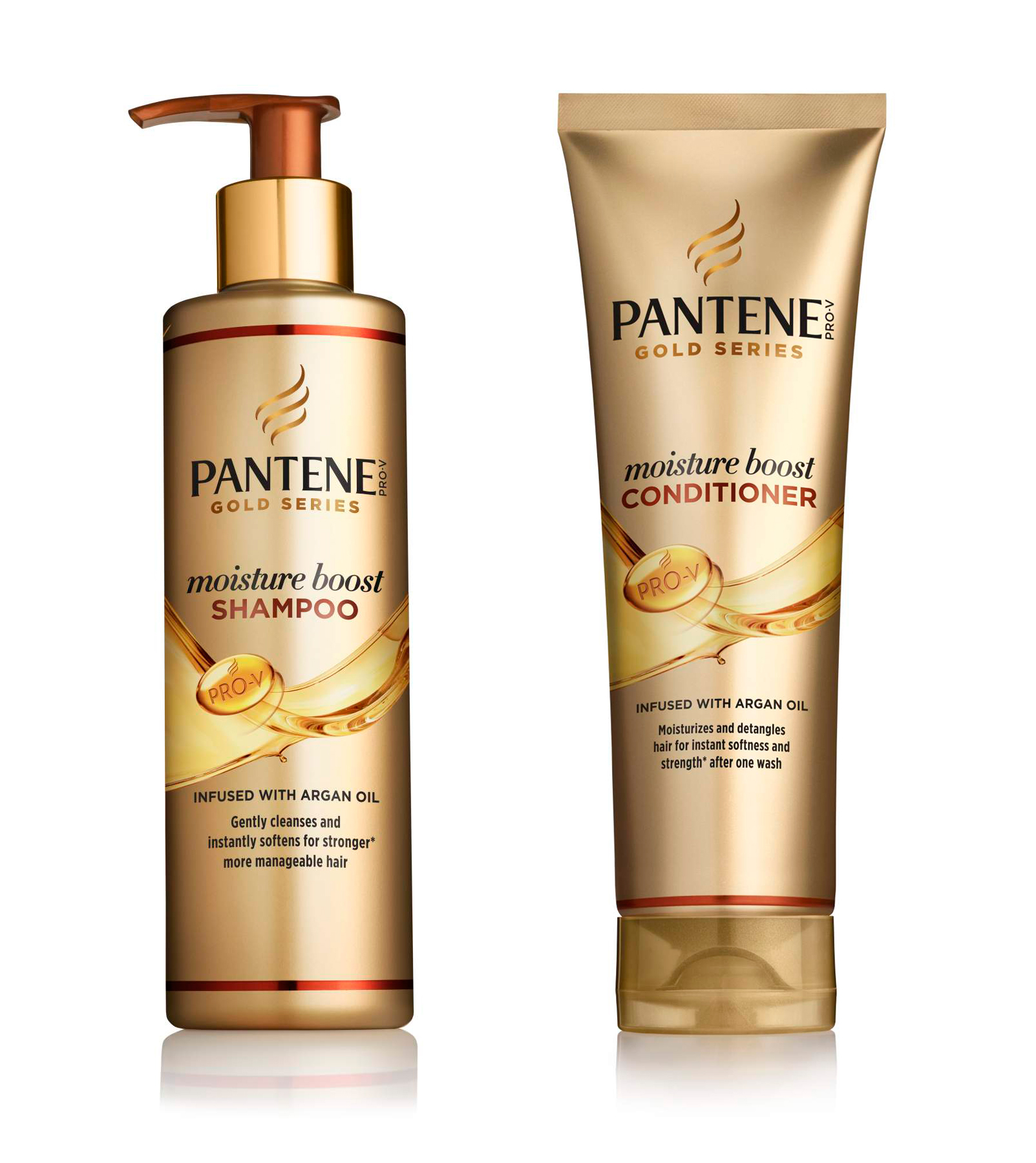 Pantene Gold Series Moisture Boost Conditioner product image
