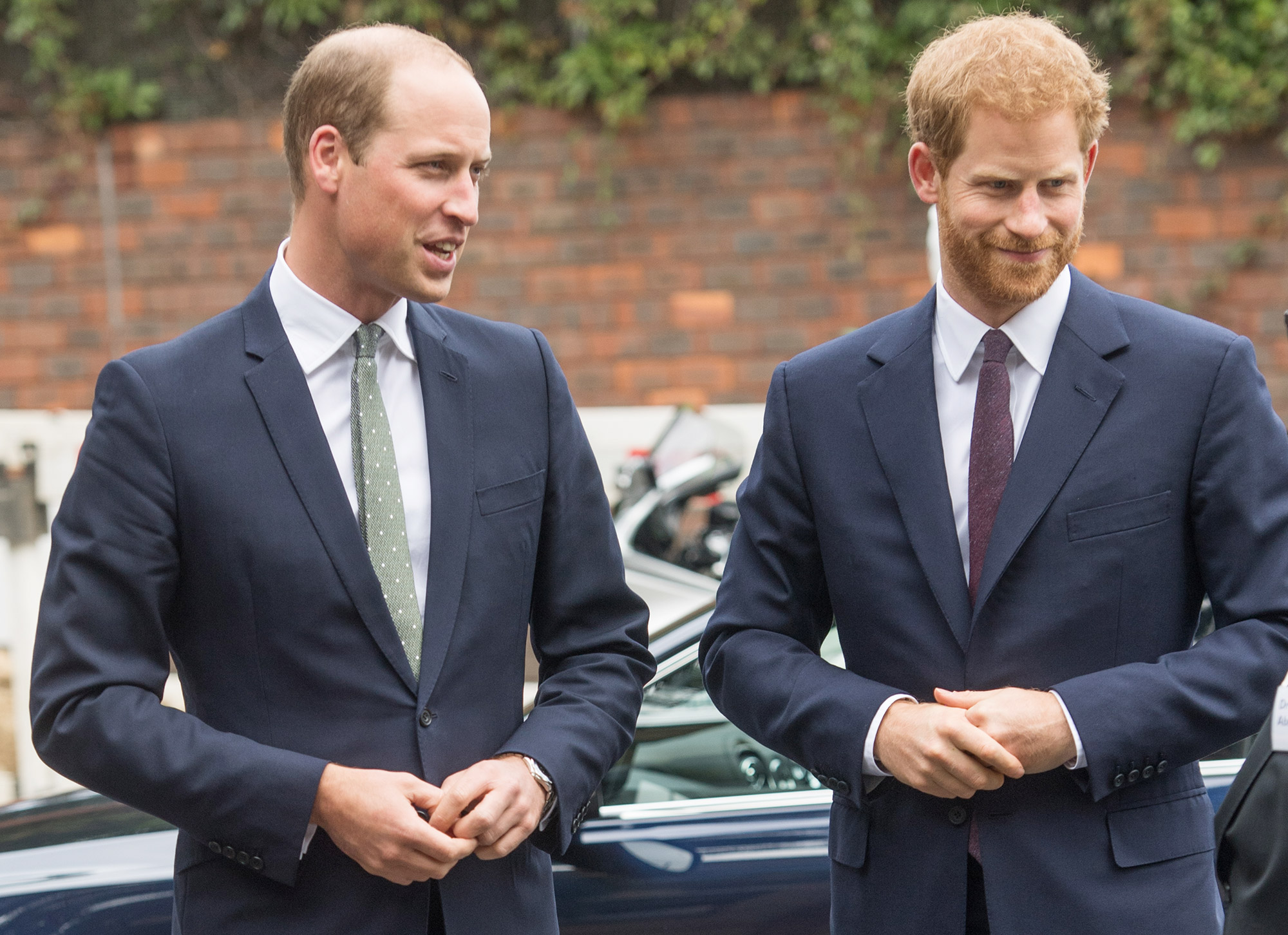 The Duke Of Cambridge And Prince Harry Visit The Support4Grenfell Community Hub