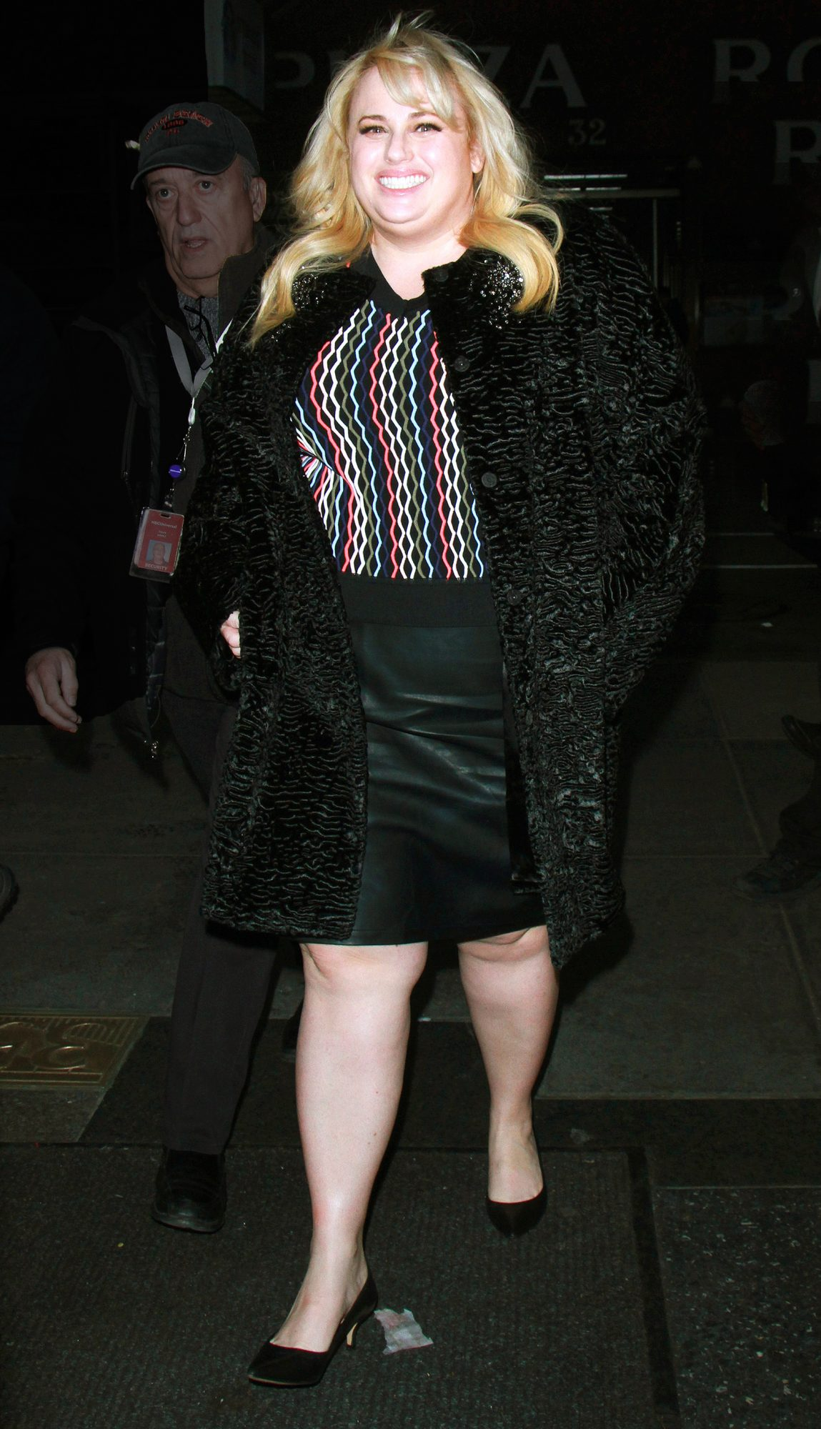 Rebel Wilson Promotes Pitch Perfect 3 at Today Show