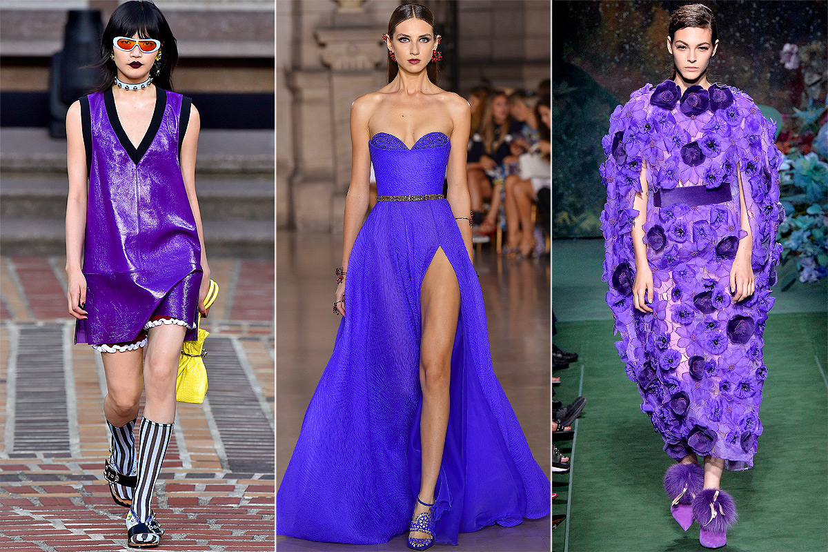 The Fashion World Loves The Color