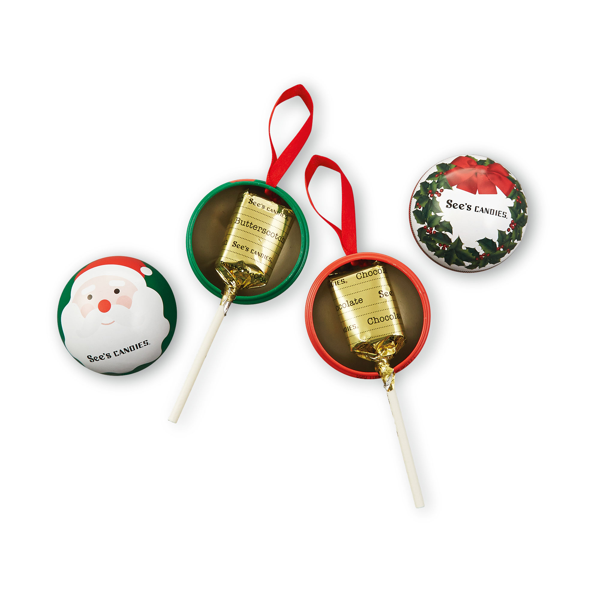 Stocking Stuffer FoodiesCredit: See's Candies