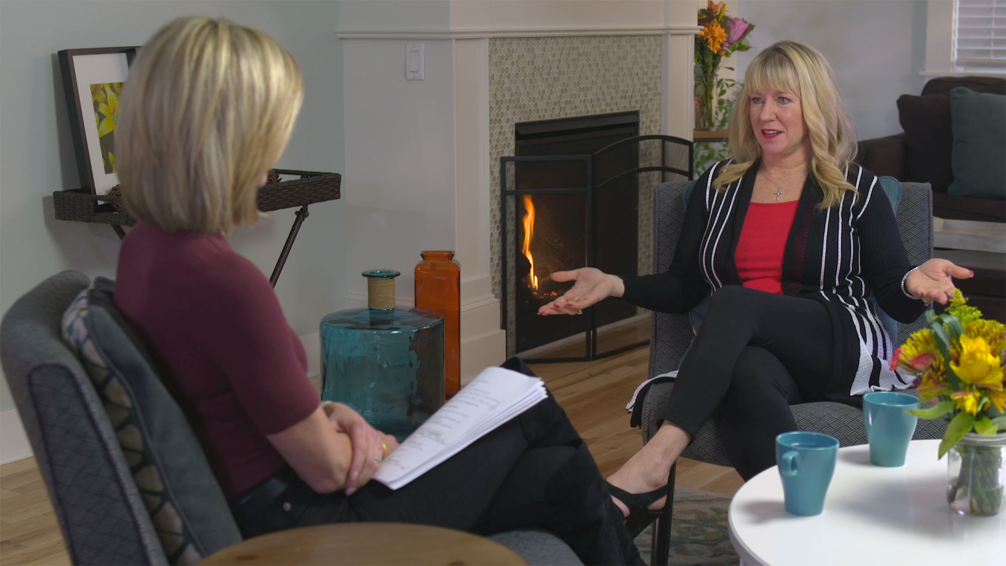 Amy Robach sits down with Tonya Harding for a new ABC News special