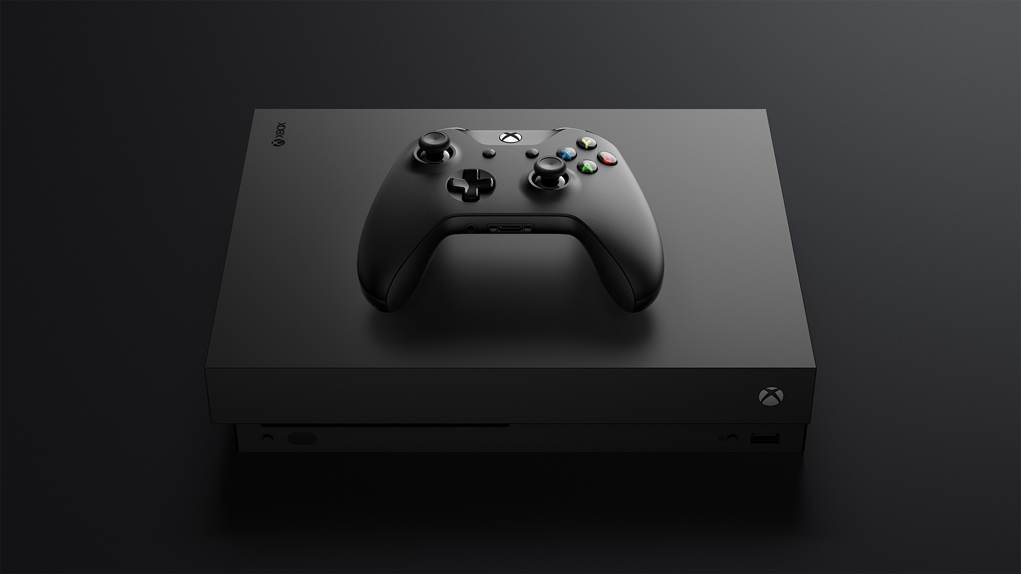 F:PHOTOReady RoomActionsInsert Request48342#courtesyXbox-One-X_Console-Controller_FrontTilt-Top.jpg