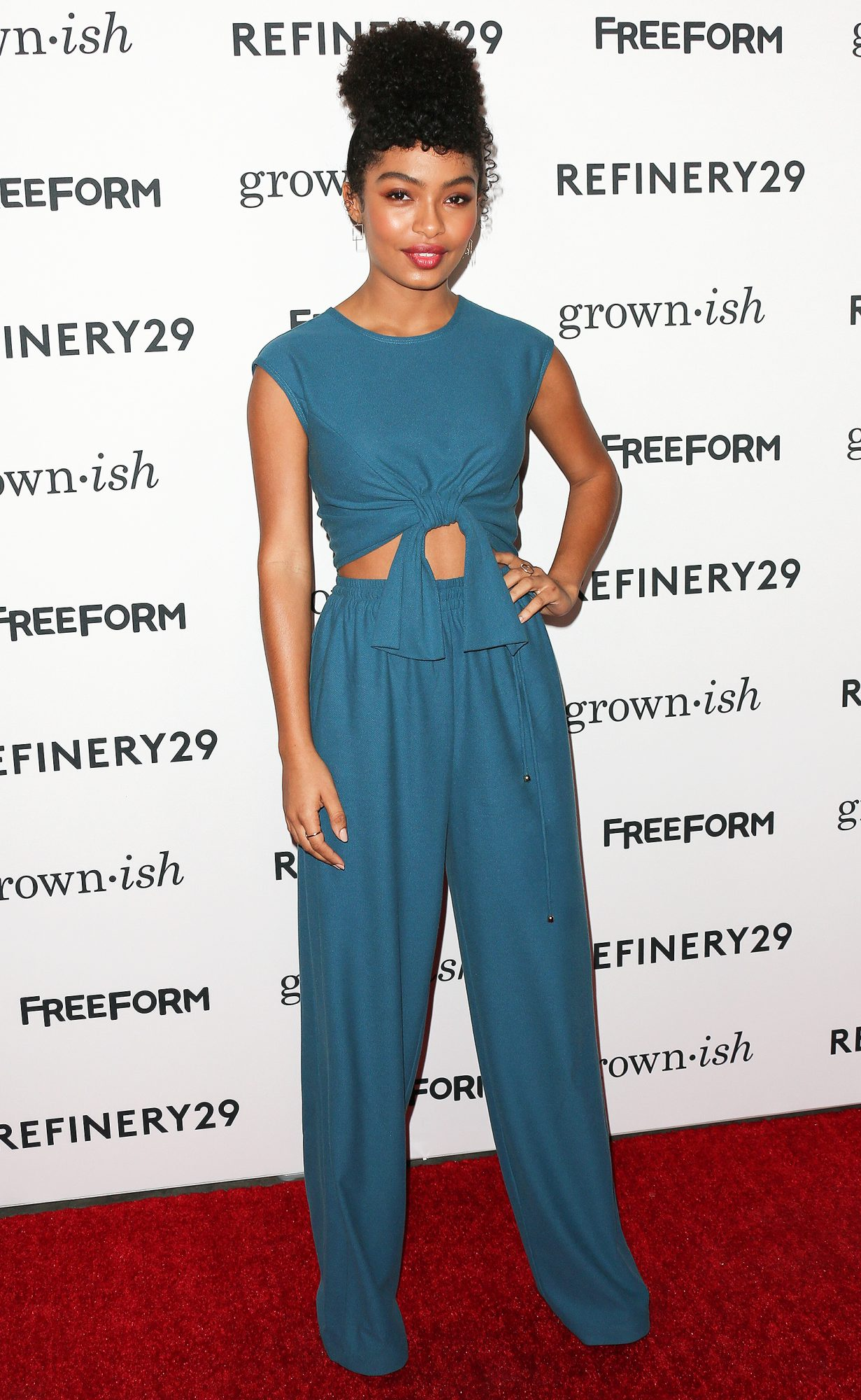 """Premiere Of ABC's """"Grown-ish"""" - Arrivals"""