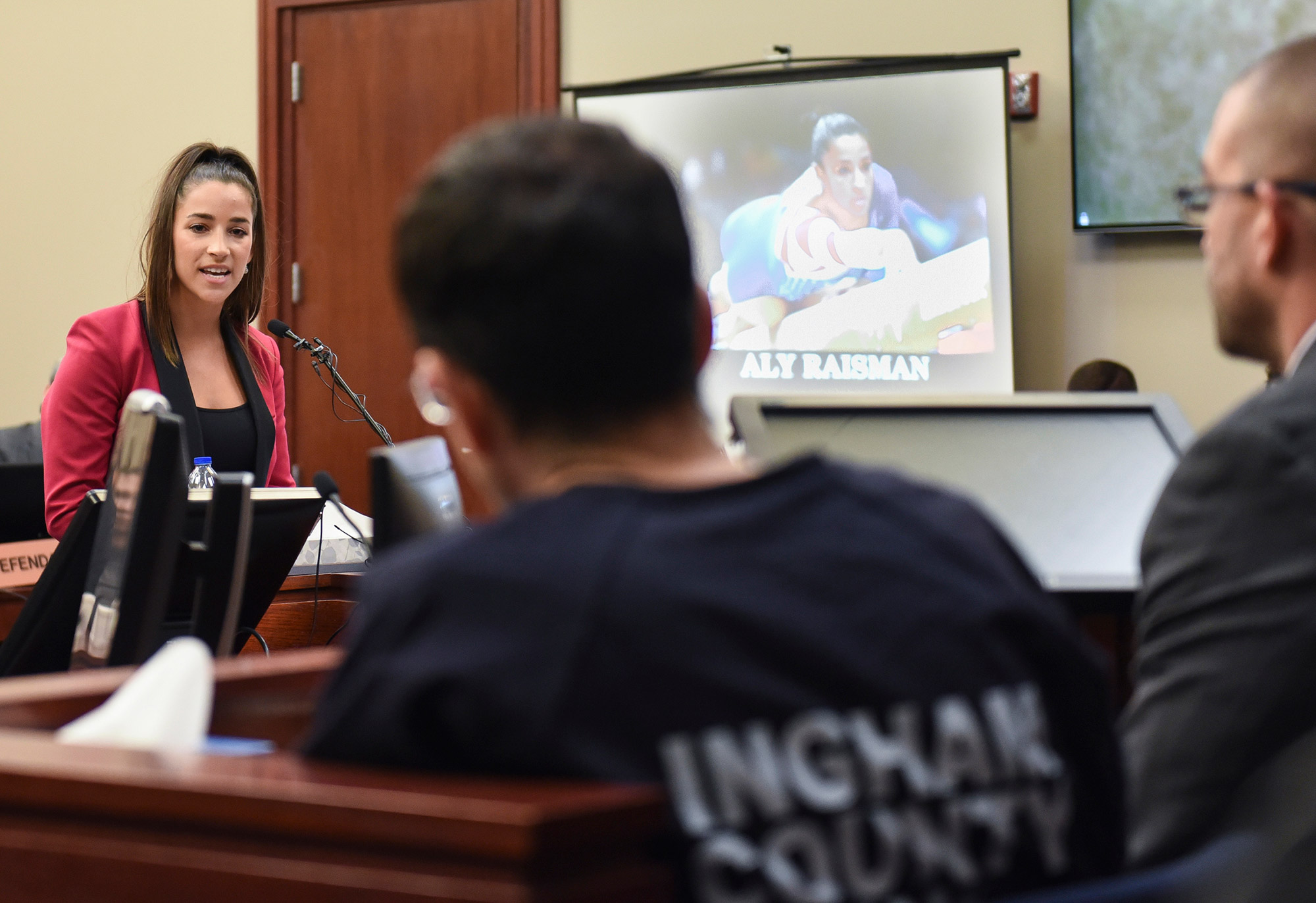 News: Larry Nassar Sentencing Hearing