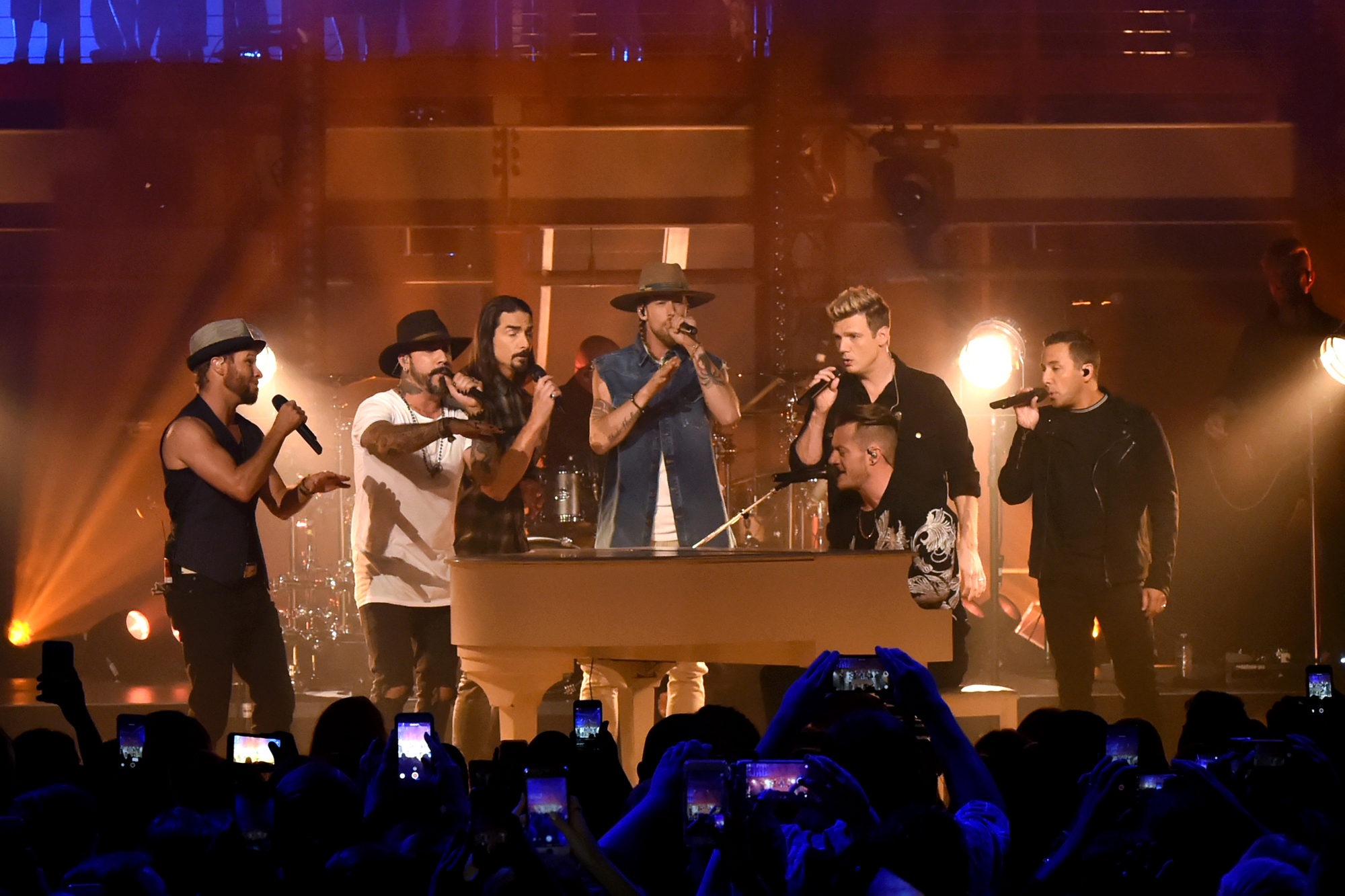 CMT Crossroads: Backstreet Boys And Florida Georgia Line