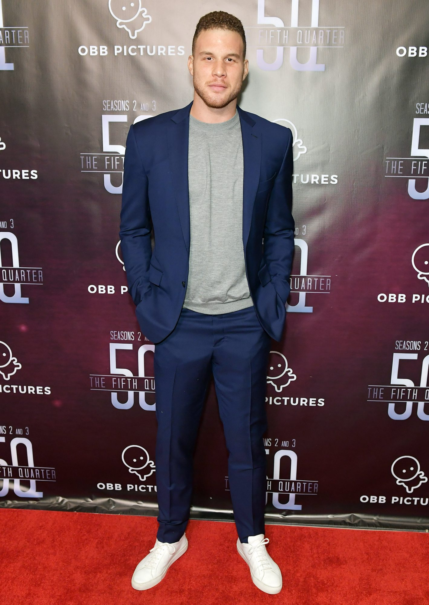"Premiere Of OBB Pictures And go90's ""The 5th Quarter"" - Arrivals"