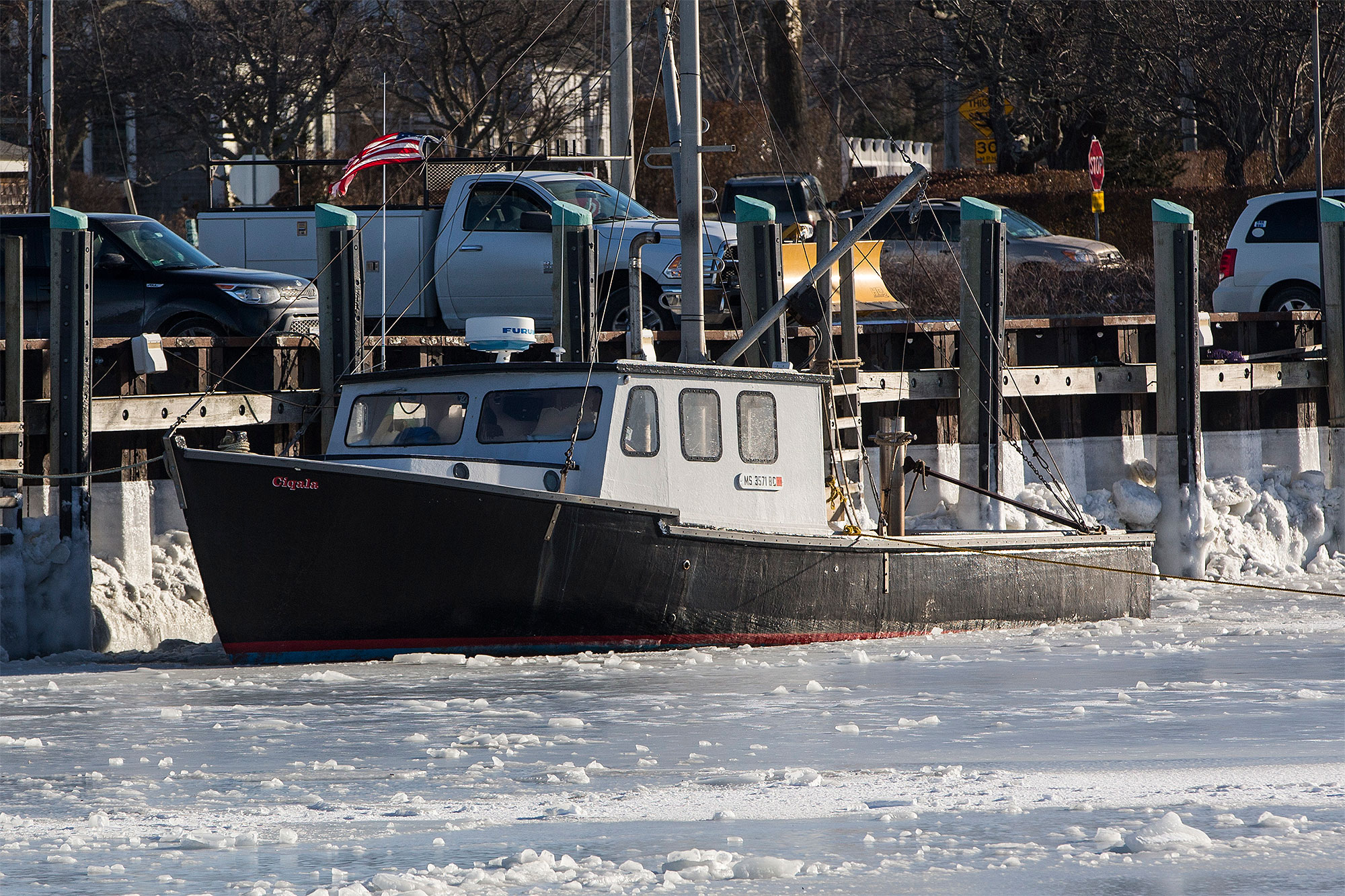 East Coast Prepares For Large Winter Nor'easter Storm Bringing Frigid Temperatures, High Winds, And Snow