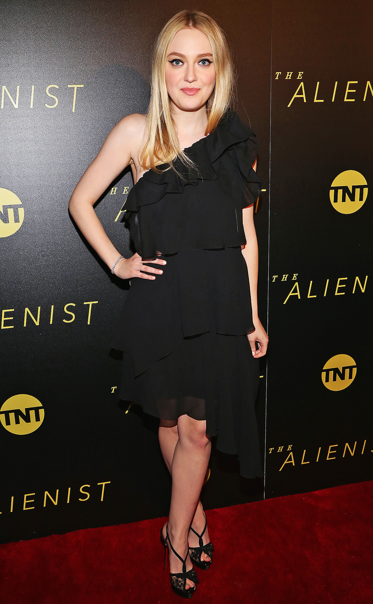 """New York Premiere of TNT's """"The Alienist"""""""