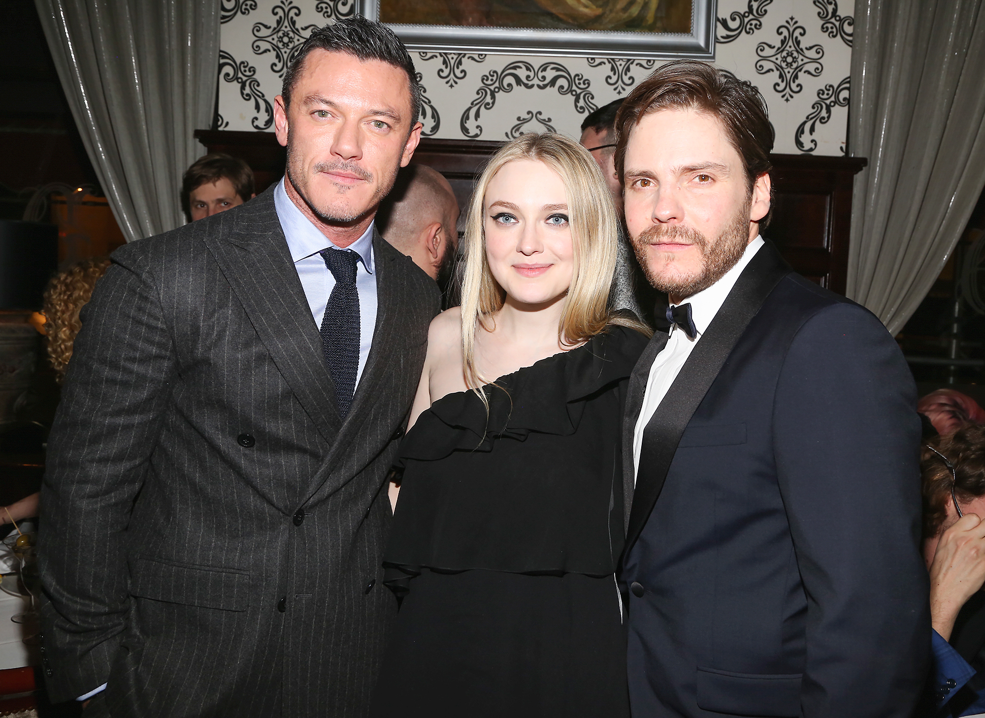 """New York Premiere after party for TNT's """"The Alienist"""""""