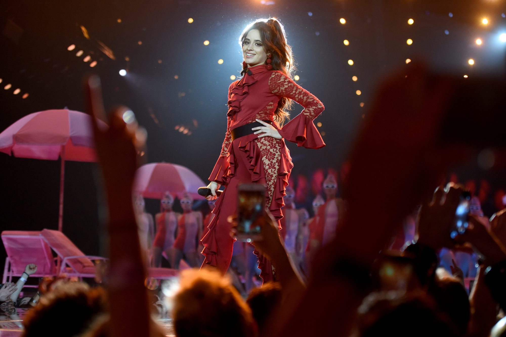 CAMILA CABELLO PROVES HER POP PROWESS