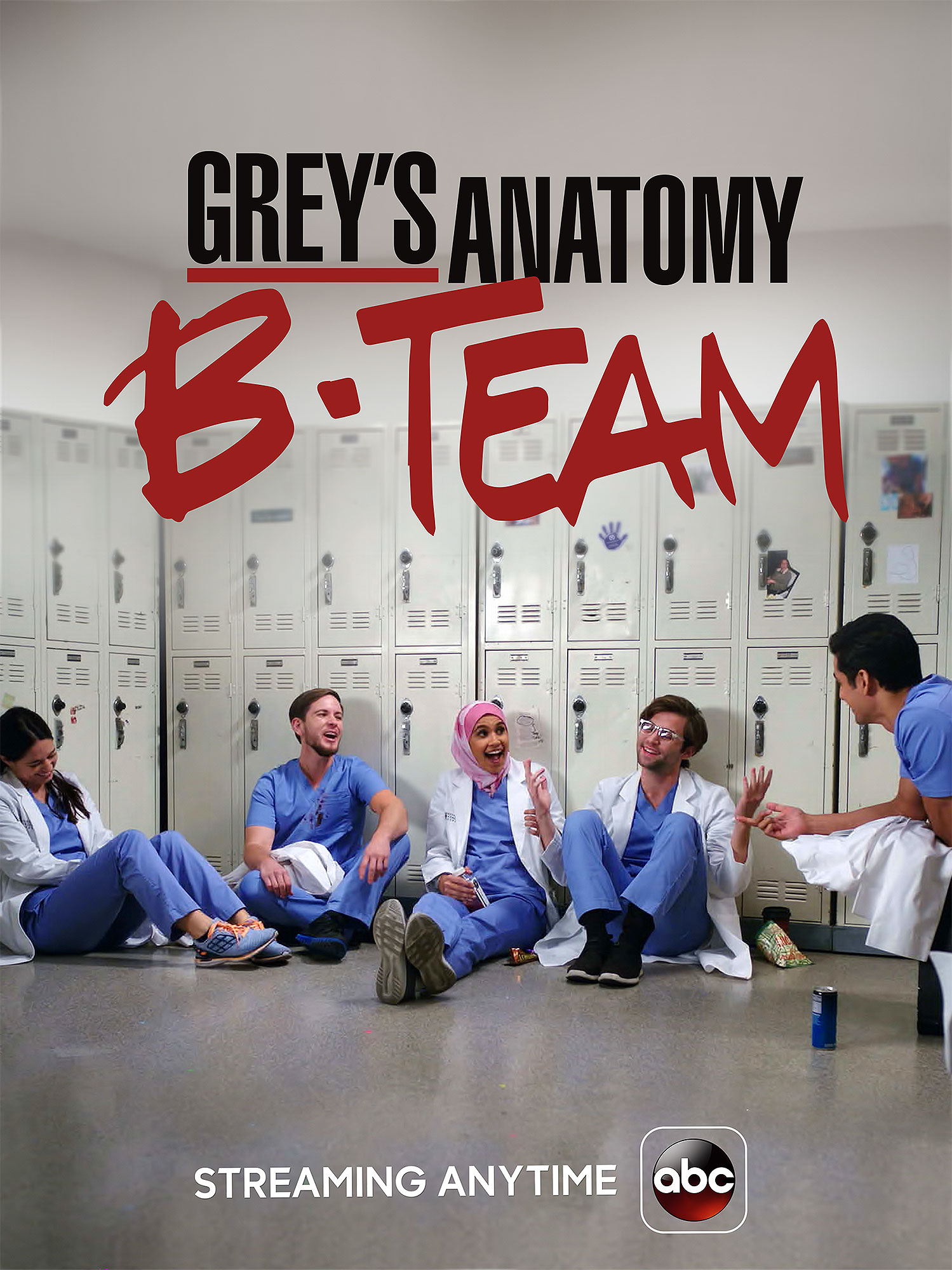 Grey's AnatomyCredit: ABC