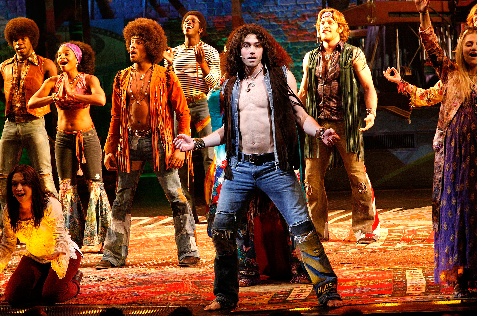 """Broadway Cast Change Opening Of """"Hair"""""""