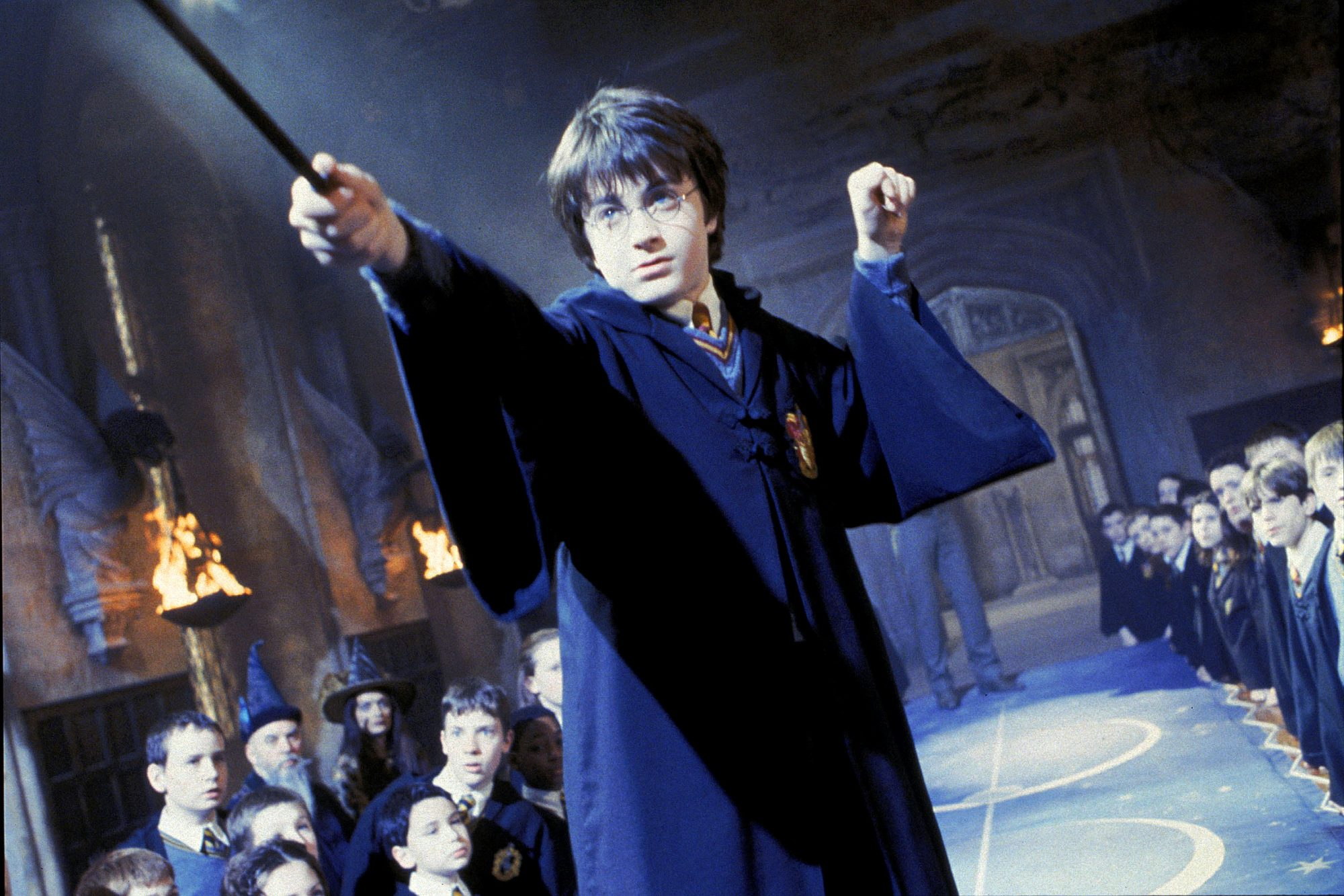 Harry Potter and the Chamber of Secrets (2002)Daniel Radcliffe as Harry Potter