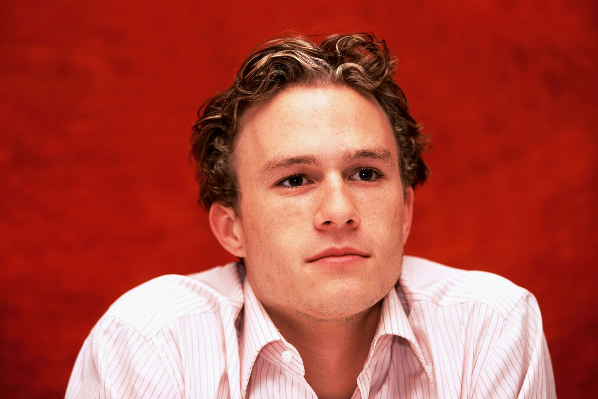 Heath Ledger Australian Actor Director