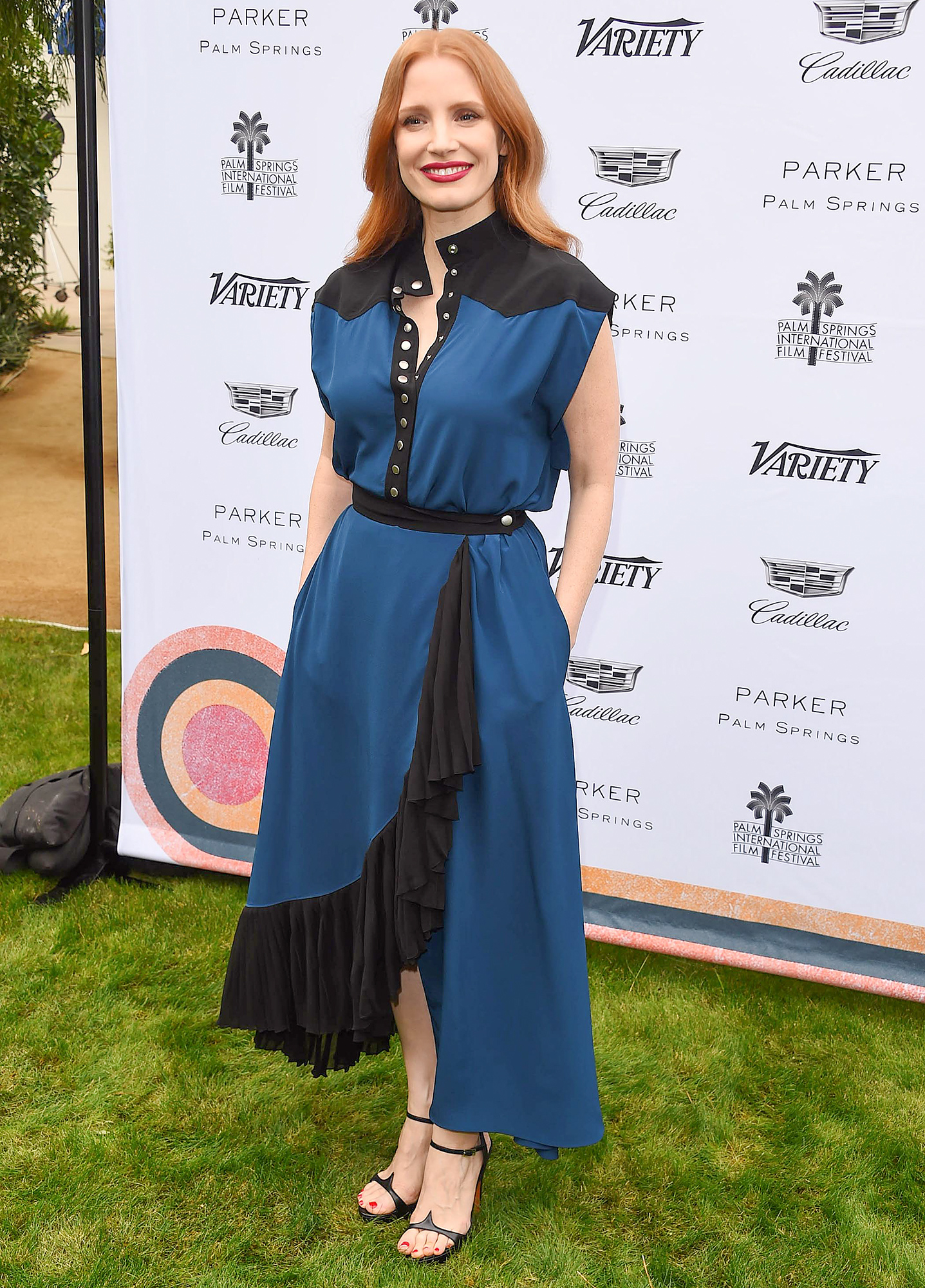Variety Luncheon During the 29th Palm Springs International Film Festival Awards