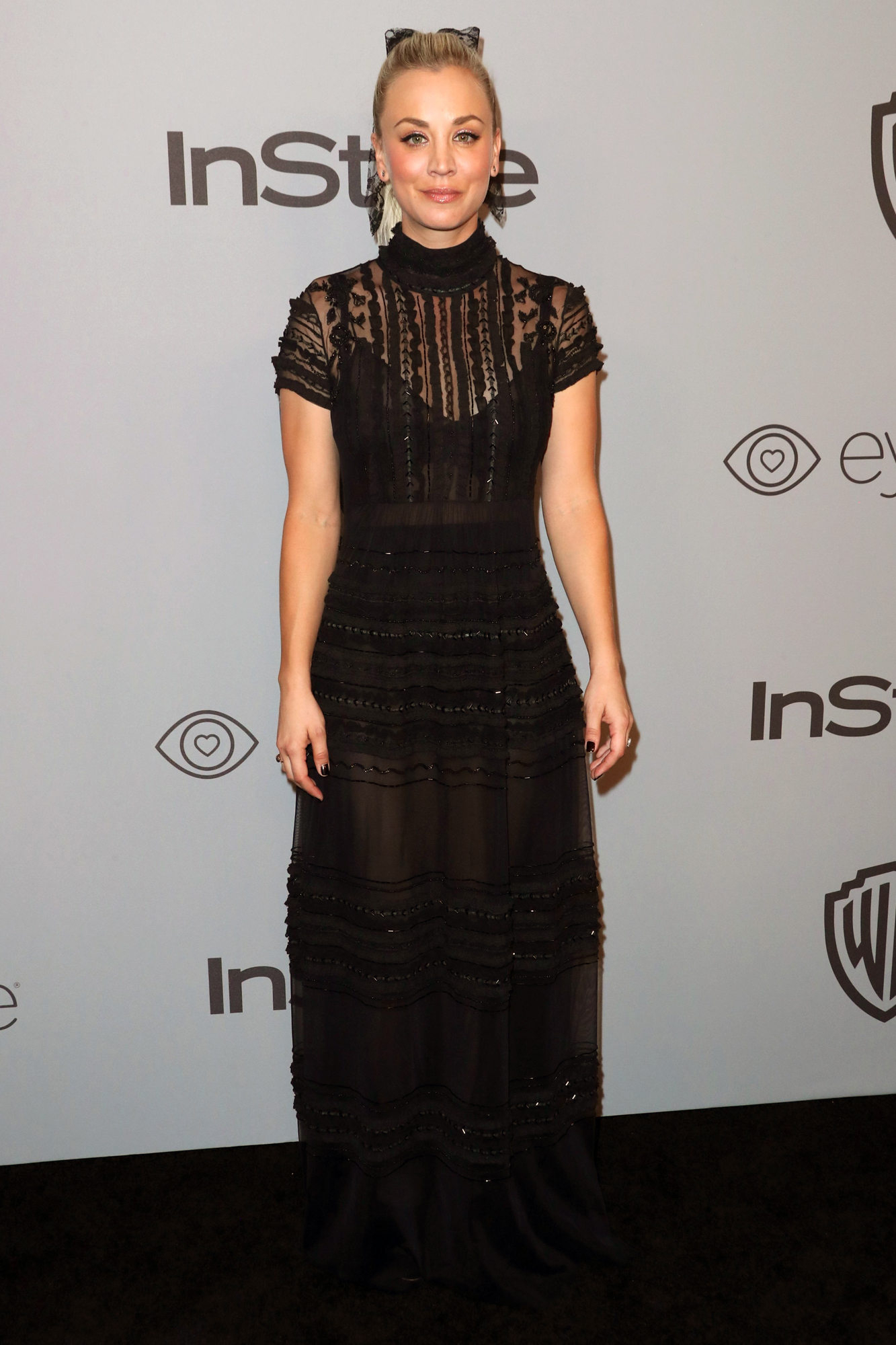 InStyle and Warner Bros Golden Globes After Party, Arrivals, Los Angeles, USA - 07 Jan 2018