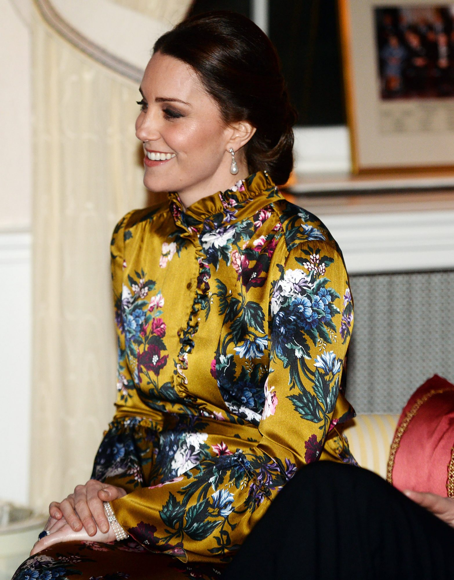 The Duke And Duchess Of Cambridge Visit Sweden And Norway - Day 1