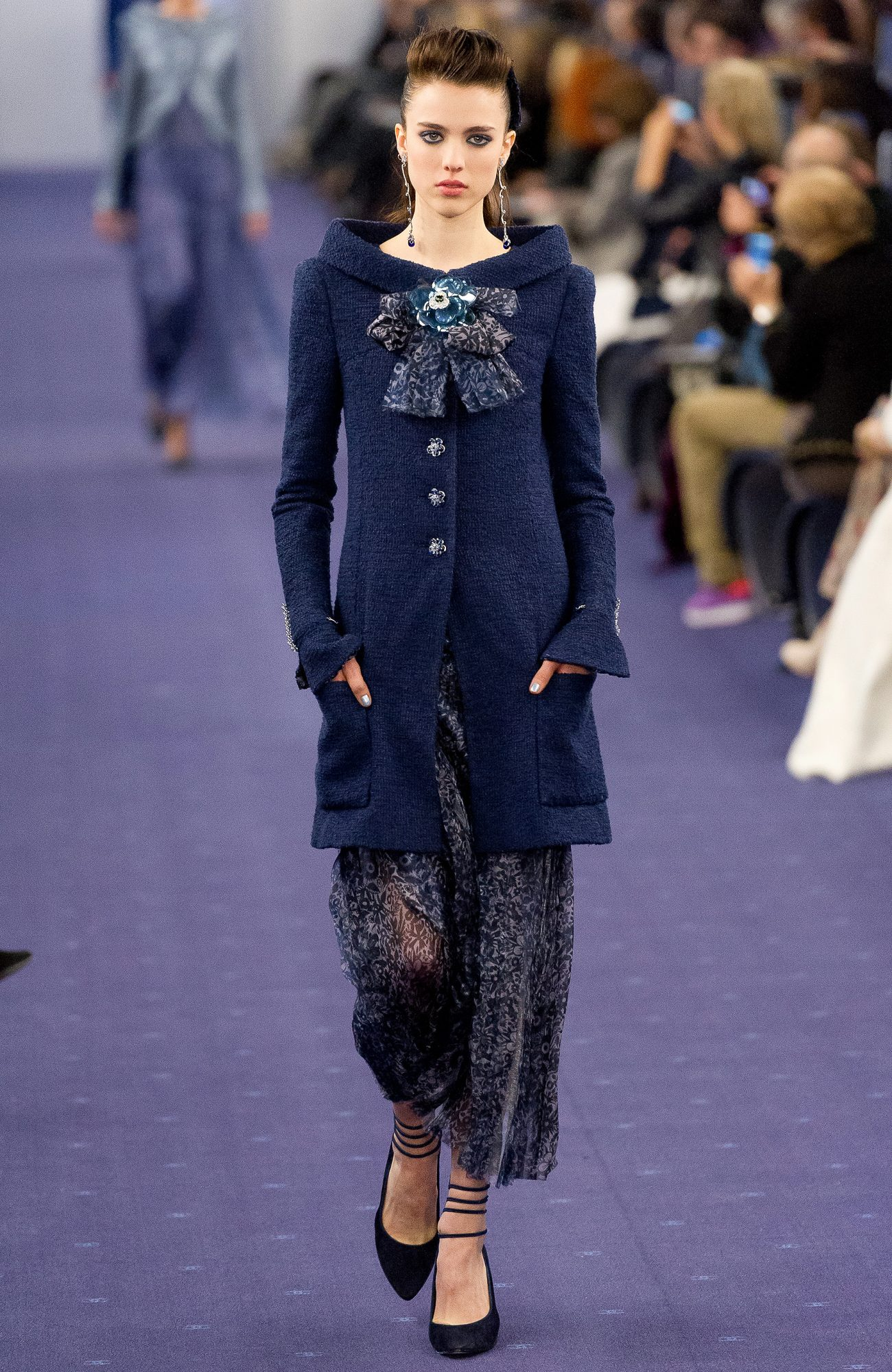 Chanel: Runway - Paris Fashion Week Haute Couture S/S 2012