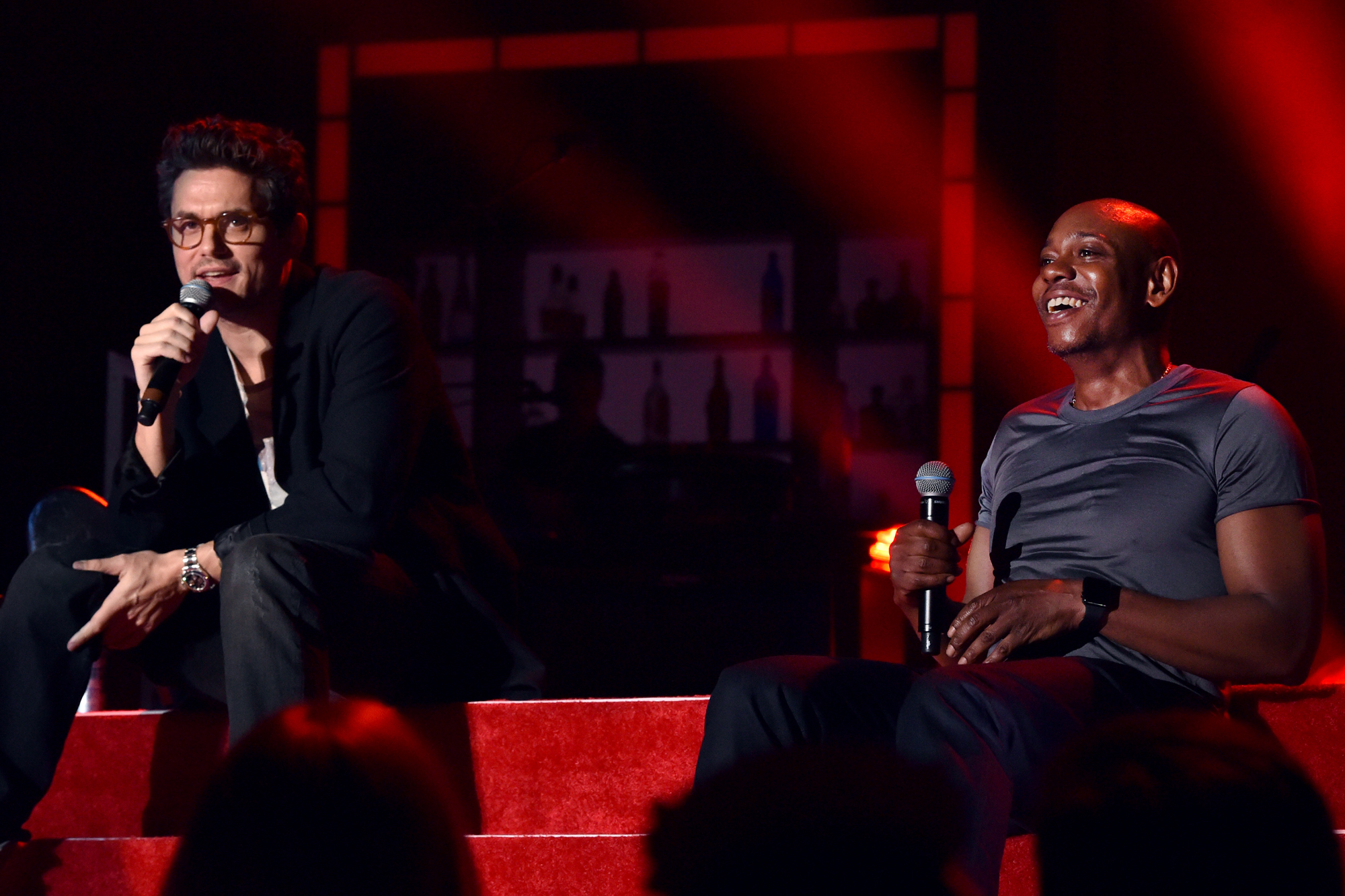 Dave Chappelle and John Mayer: Controlled Danger