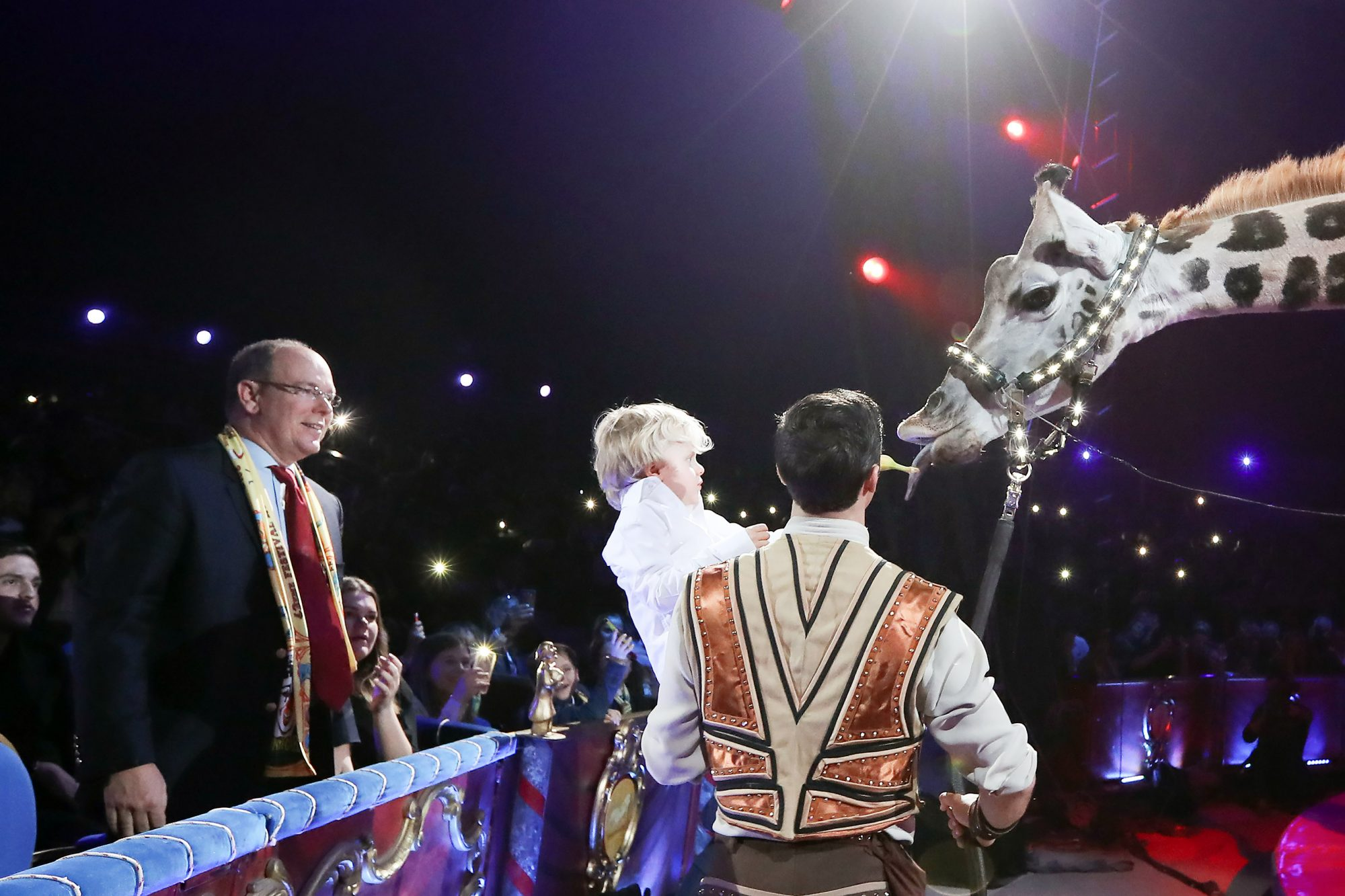 42nd International Circus Festival In Monte-Carlo : Day Four