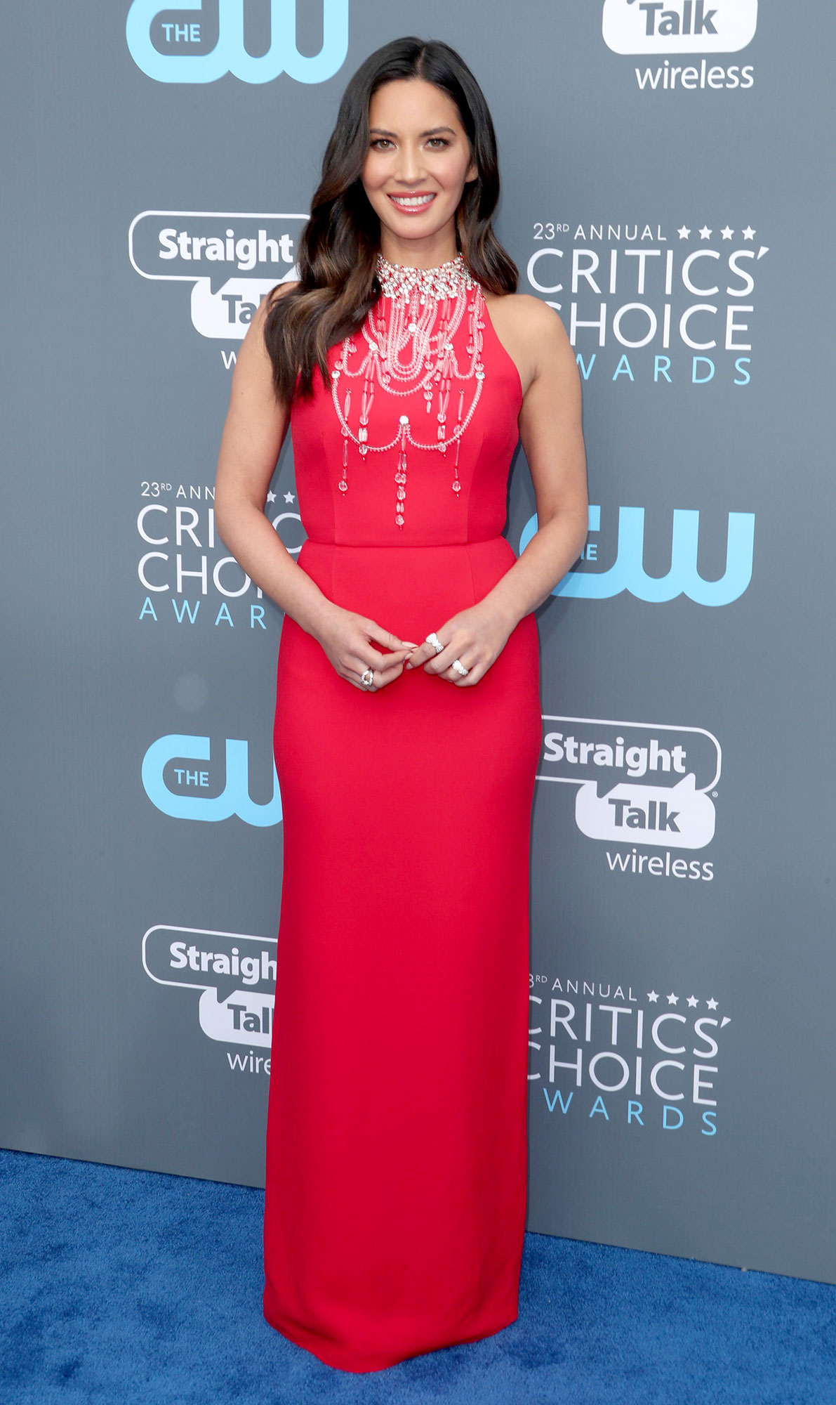 Critics' Choice Awards, Arrivals, Los Angeles, USA - 11 Jan 2018