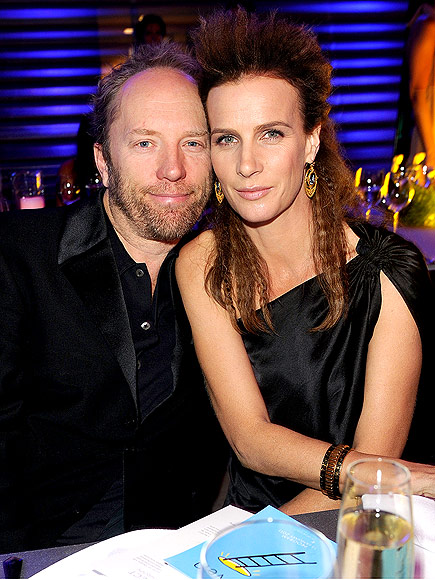 RACHEL GRIFFITHS & ANDREW TAYLOR