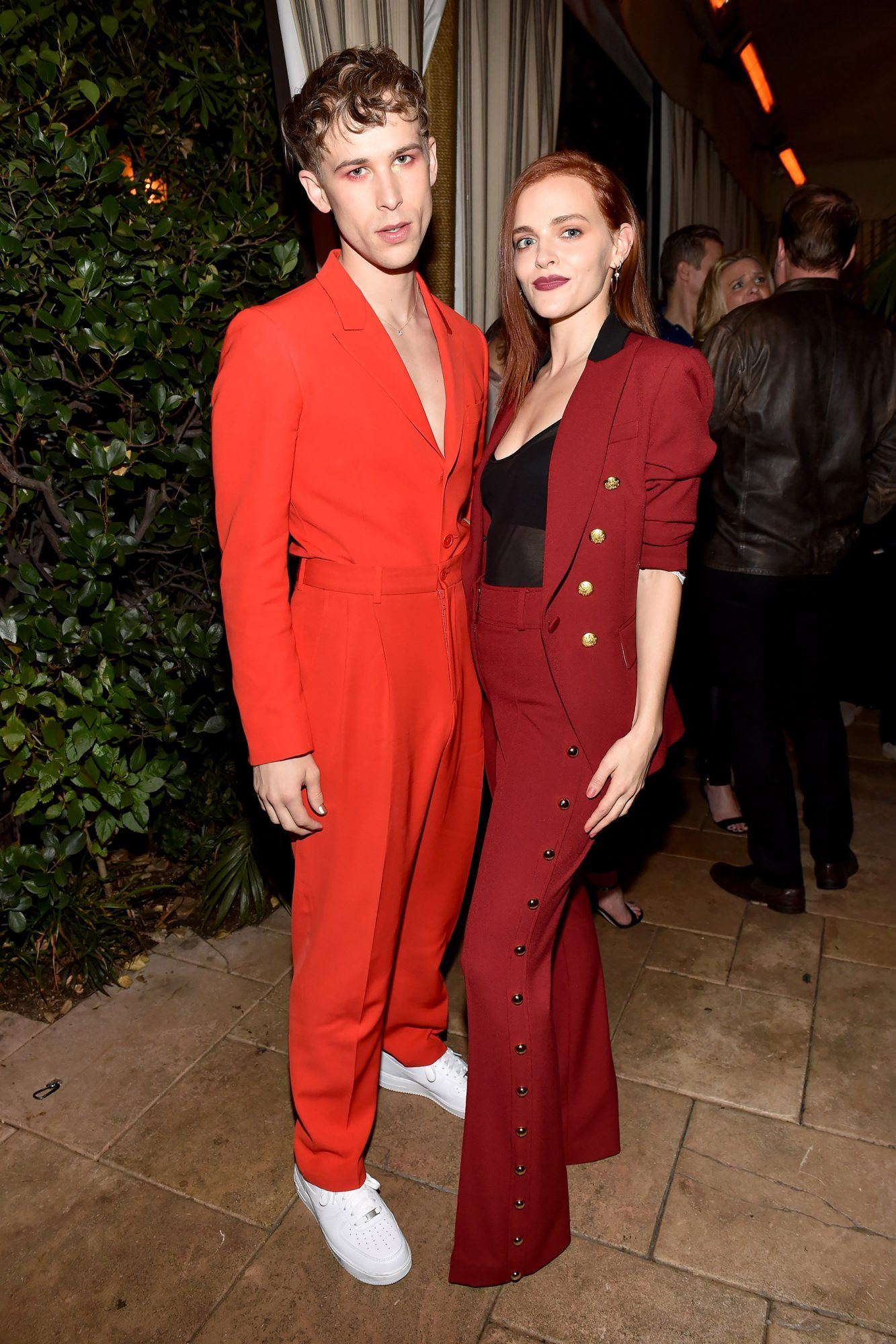 Entertainment Weekly Celebrates Screen Actors Guild Award Nominees at Chateau Marmont sponsored by Maybelline New York - Inside