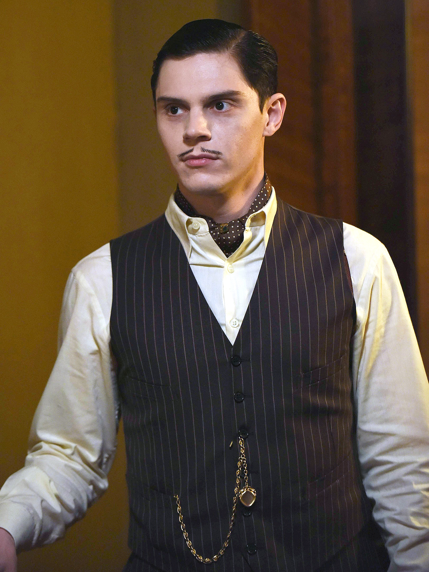 AMERICAN HORROR STORY: HOTEL, Evan Peters in 'She Wants Revenge' (Season 5, Episode 9, aired