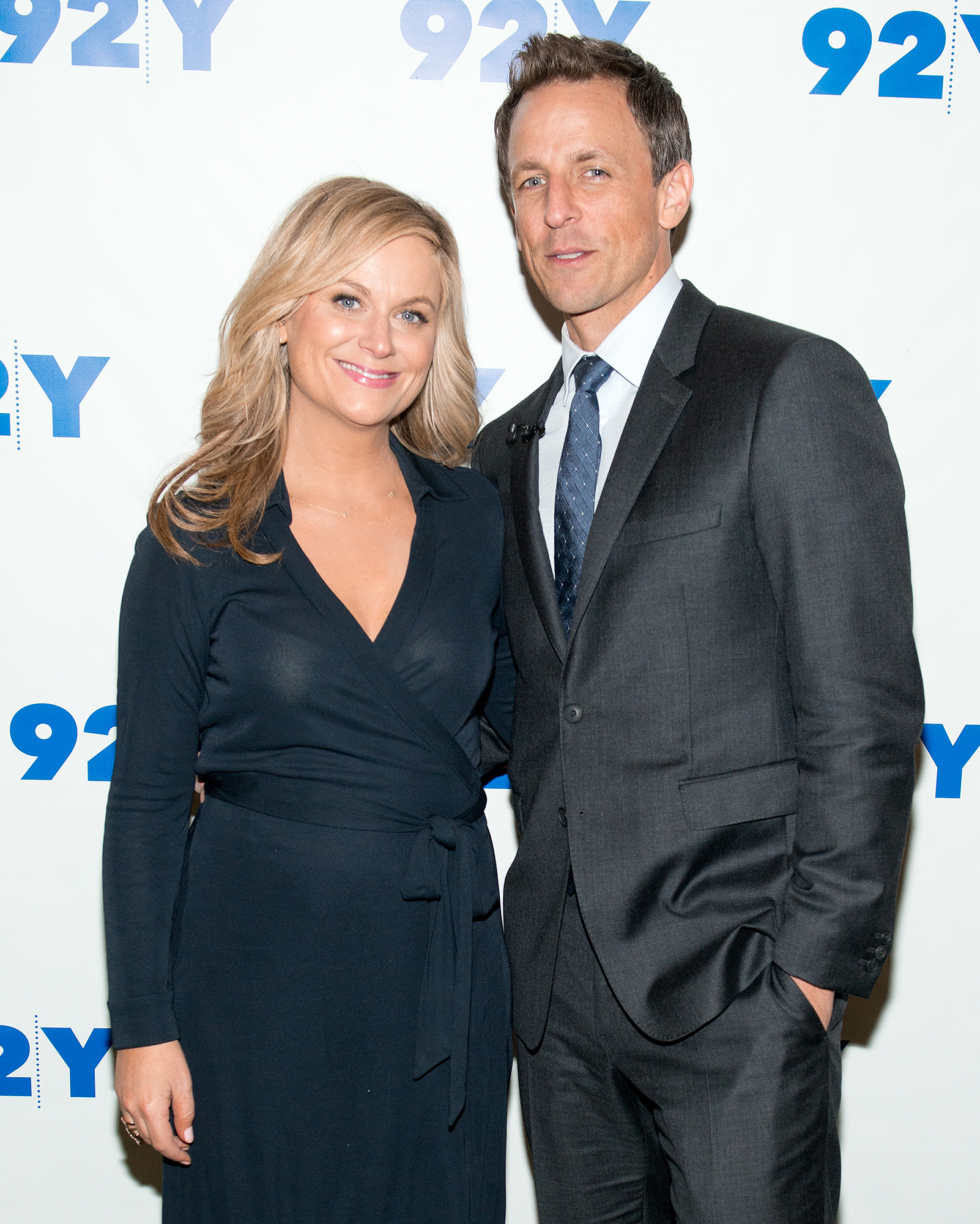 92Y Talks: Amy Poehler With Seth Meyers