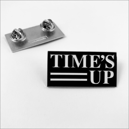 times up pin