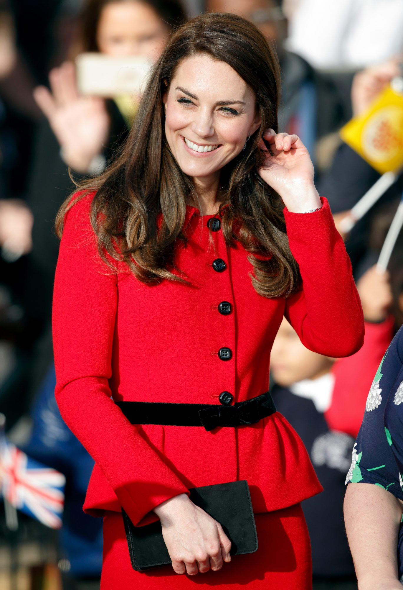 The Duke & Duchess Of Cambridge Attend Place2Be Big Assembly With Heads Together For Children's Mental Health Week
