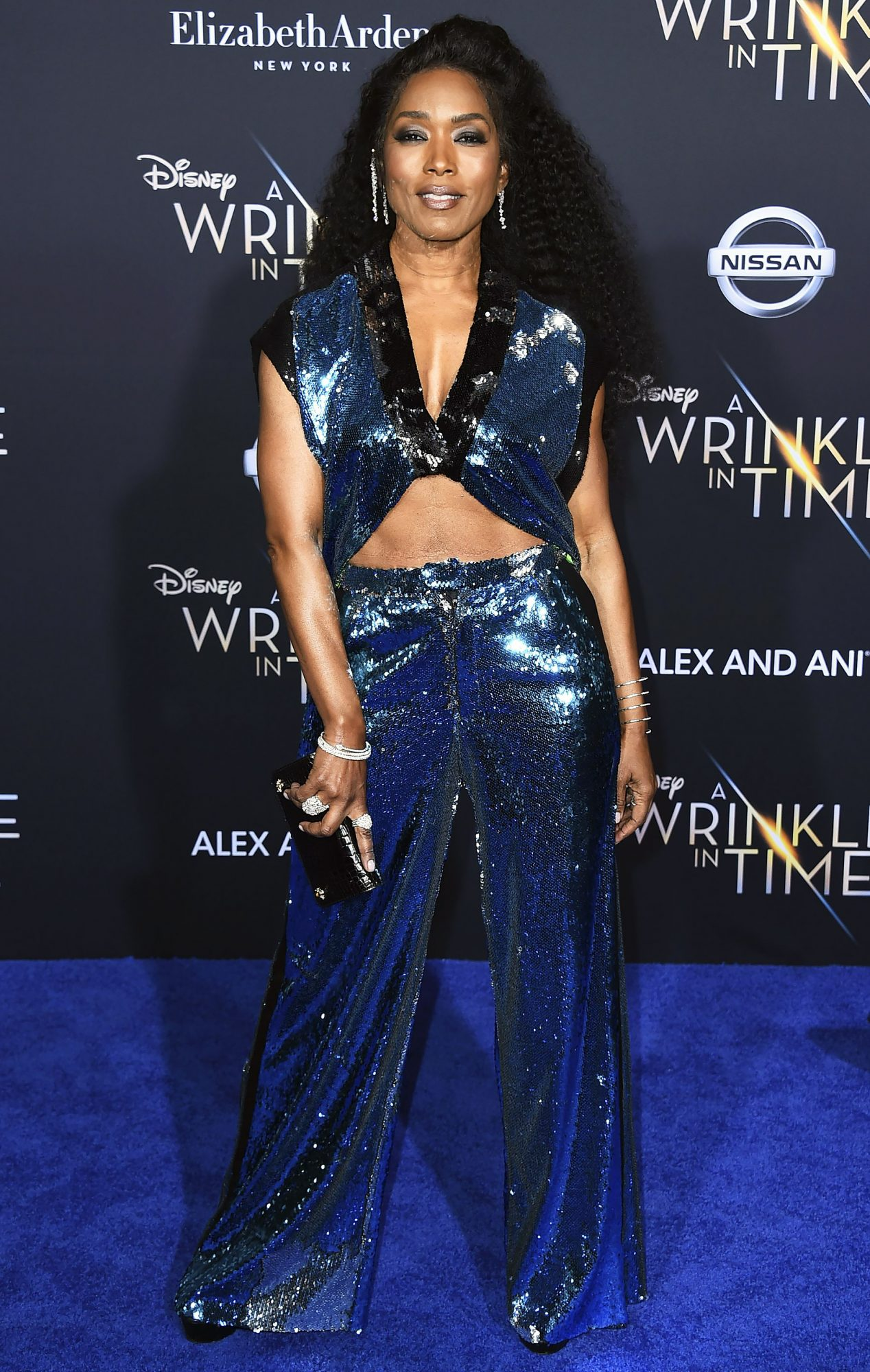 "World Premiere of ""A Wrinkle in Time"", Los Angeles, USA - 26 Feb 2018"