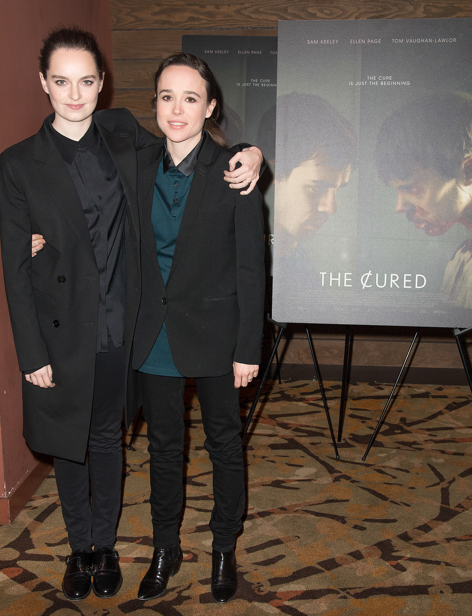 """Screening Of IFC Films' """"The Cured"""" - Arrivals"""