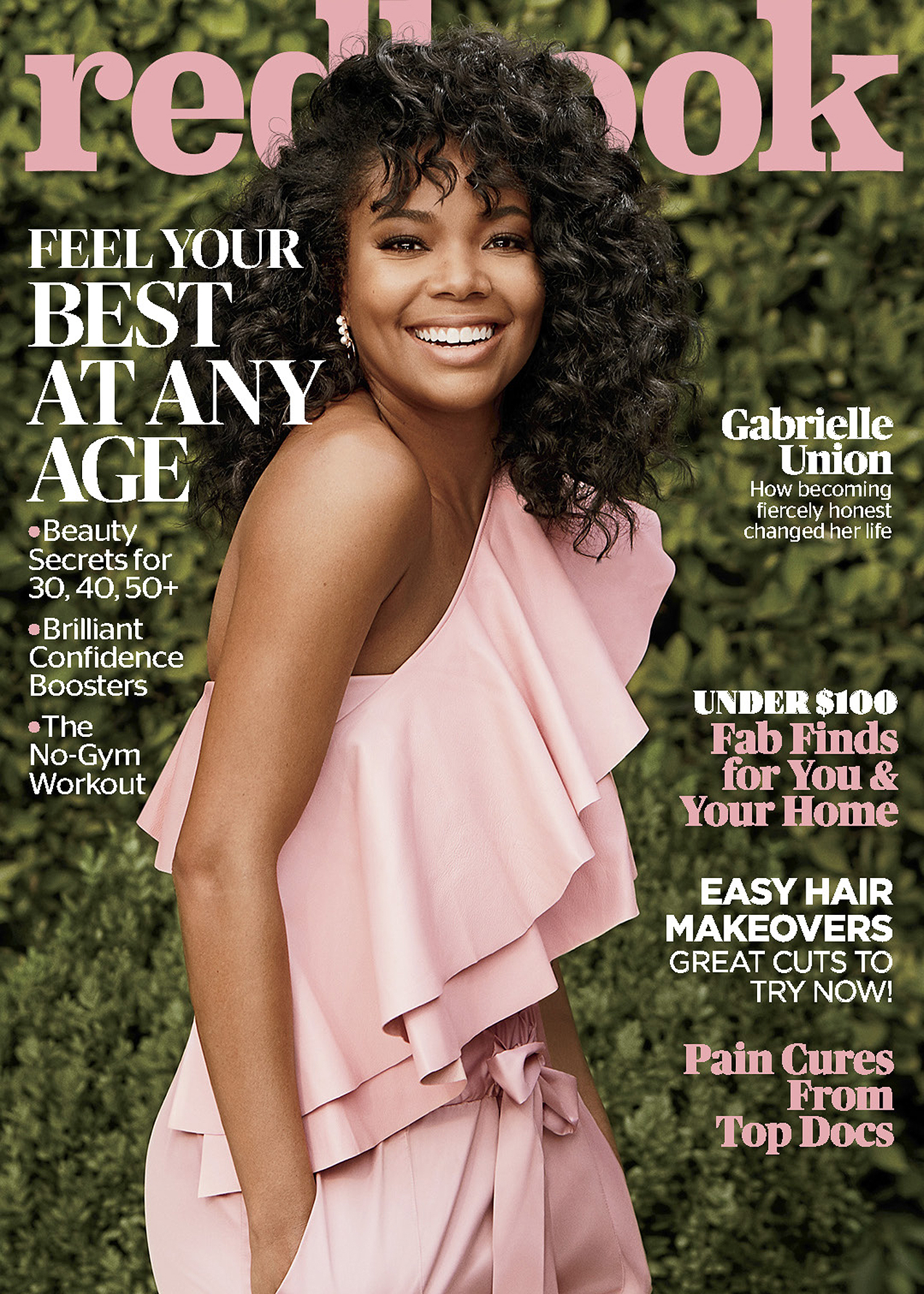 Gabrielle Union RedbookCredit: We Are the Rhoads