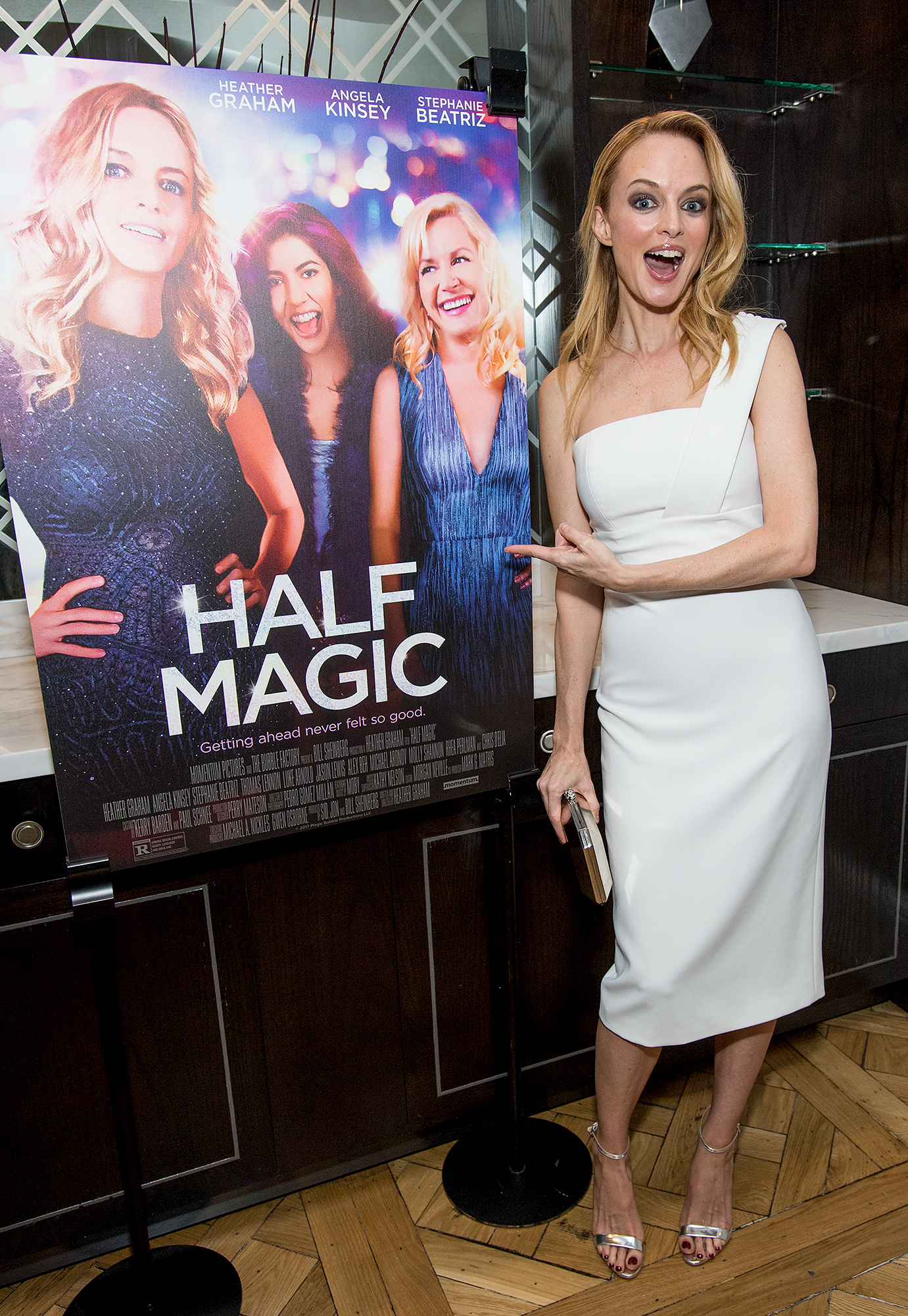 """Premiere Of Momentum Pictures' """"Half Magic"""" - After Party"""