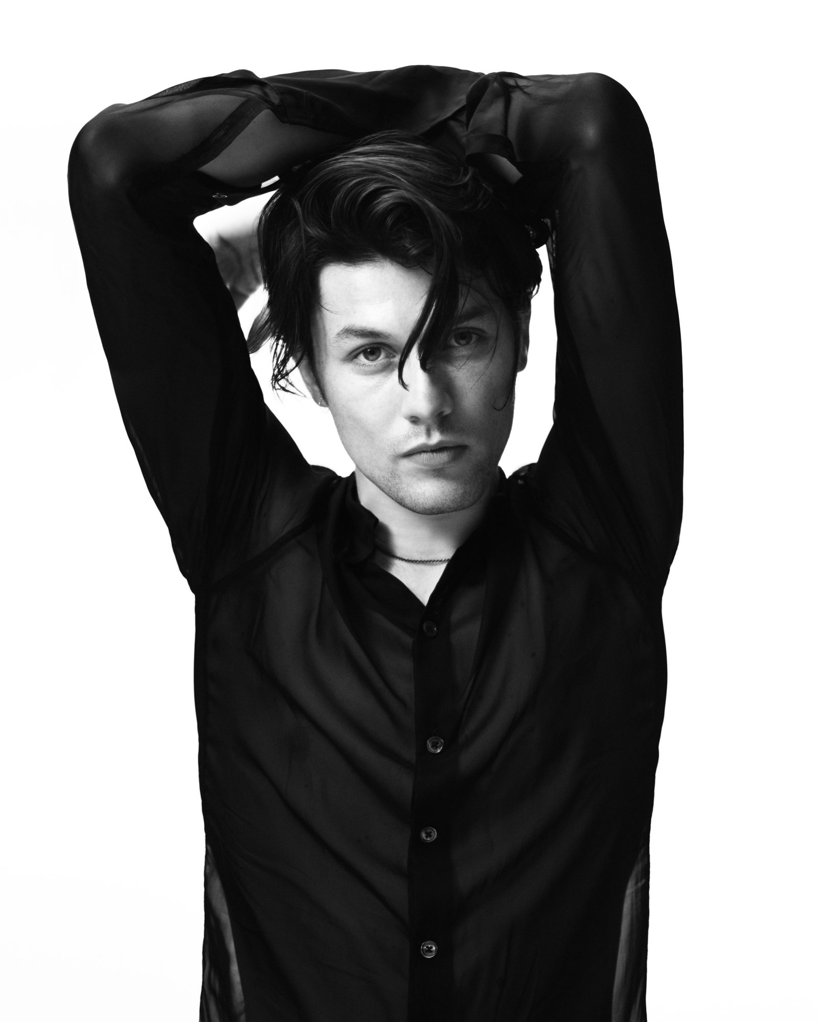 James Bay Press Photo B&W PC Sarah Piantadosi