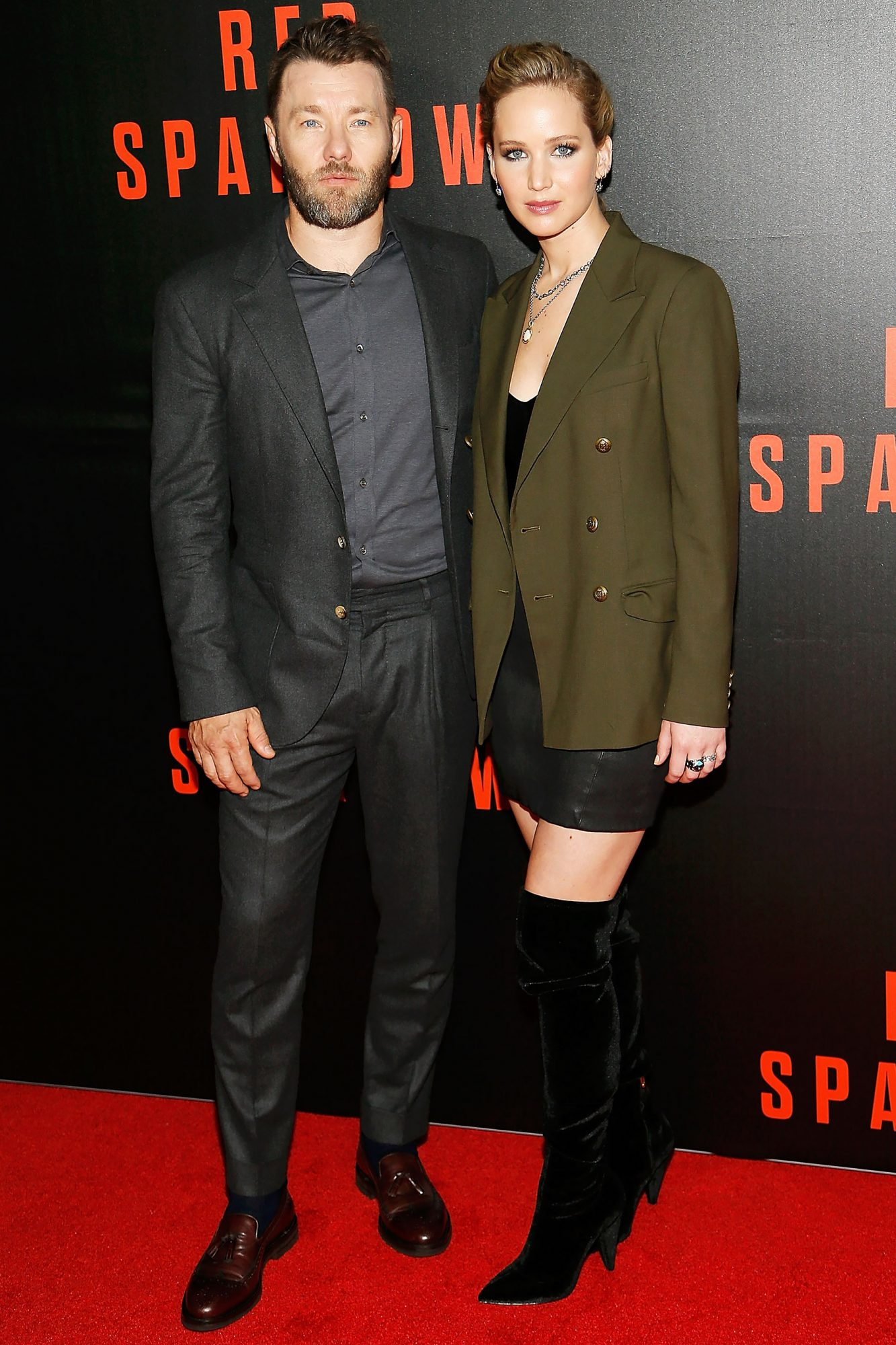 """Red Sparrow"" Washington, DC Screening"