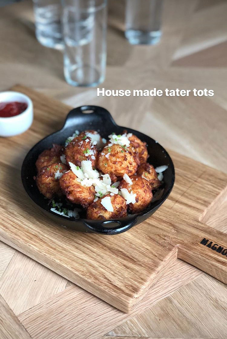 HOUSEMADE TATER TOTS