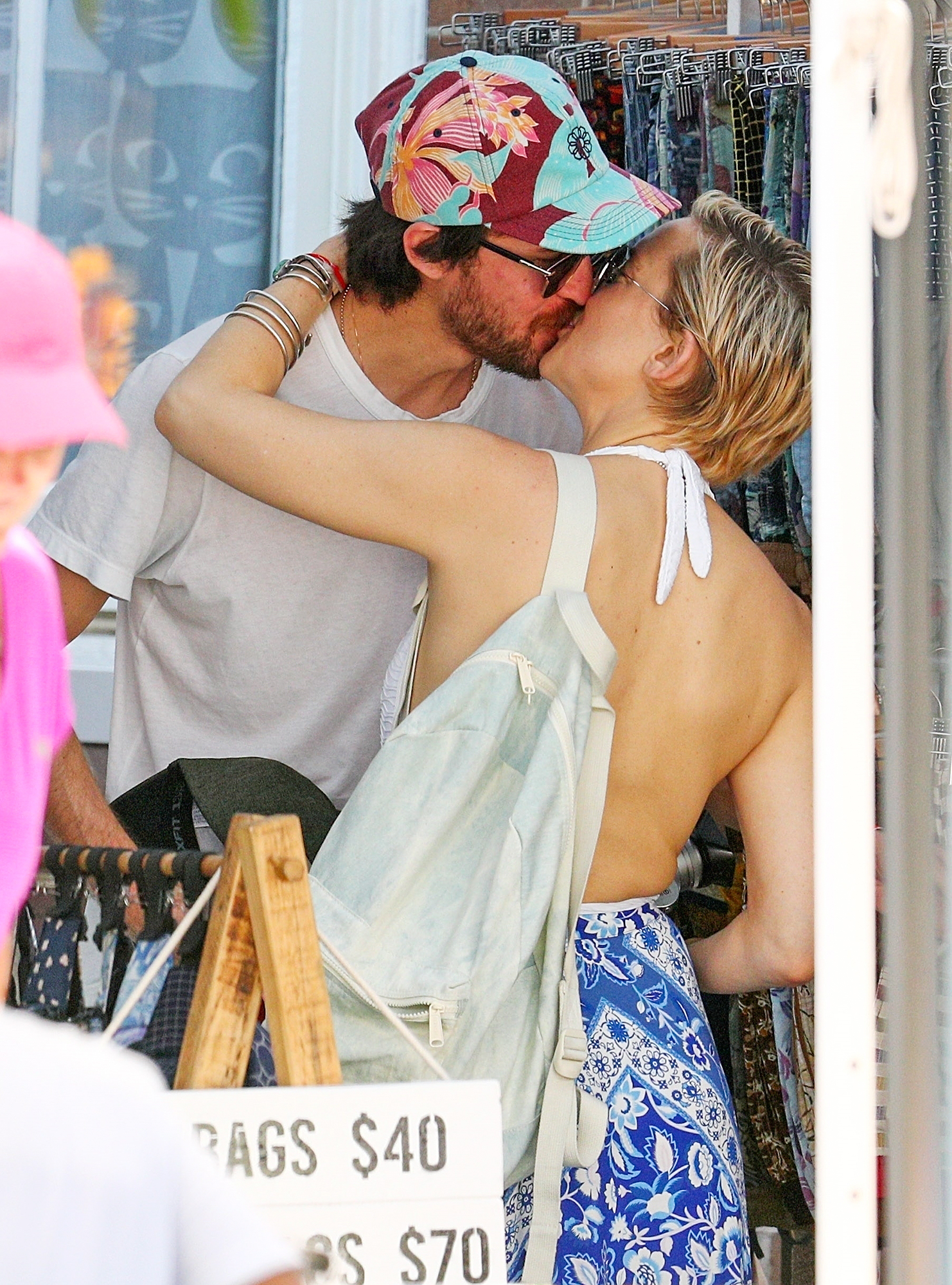 Kate Hudson and Danny Fujikawa are all loved up on a trip in Sydney