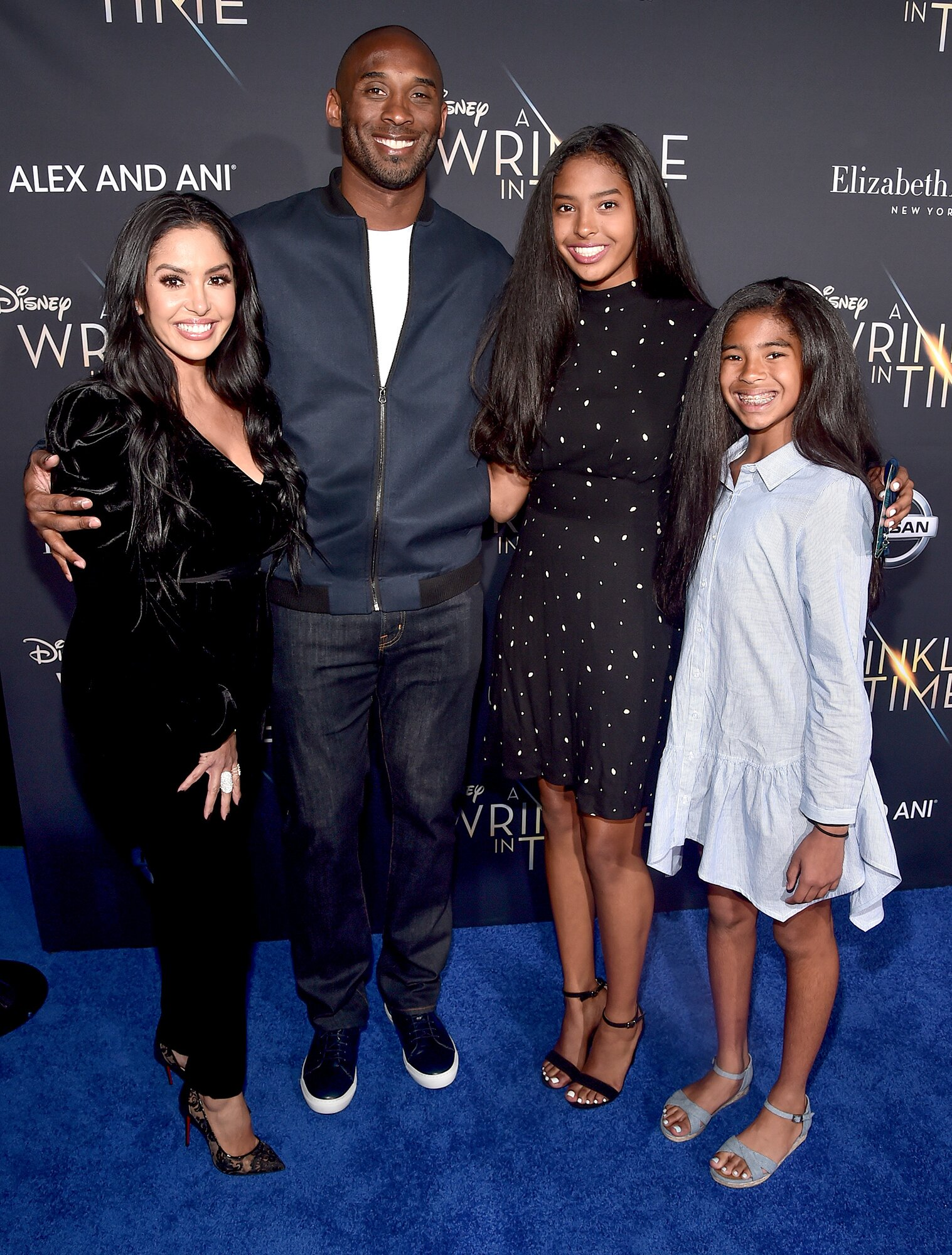 Vanessa Bryant Says Late Husband Kobe Bryant Would Have Been 'So Proud' as Book Becomes Best Seller