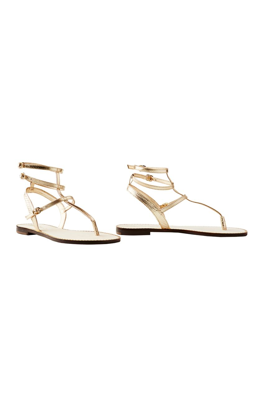 lilly p sandals