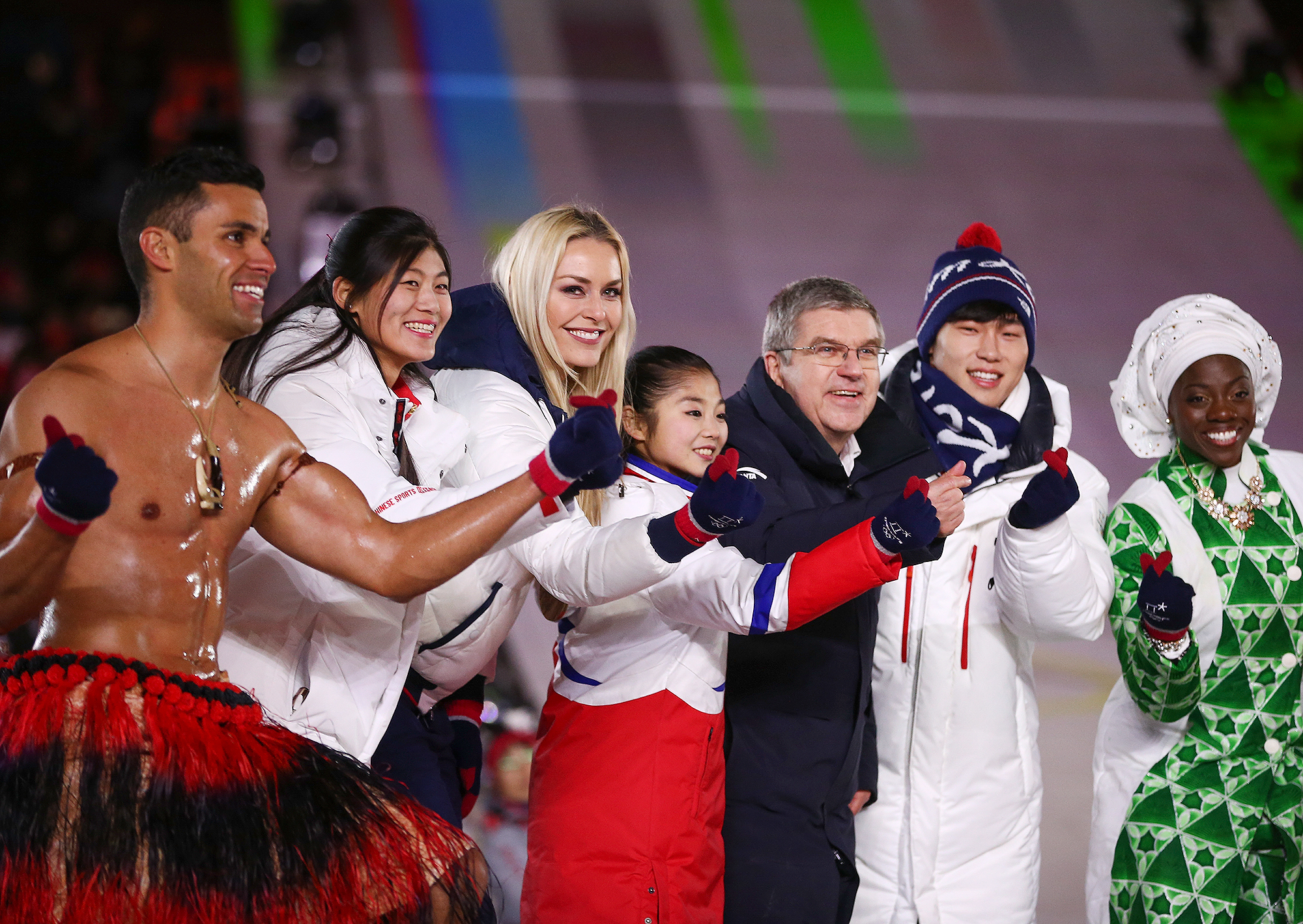 2018 Winter Olympic Games - Closing Ceremony