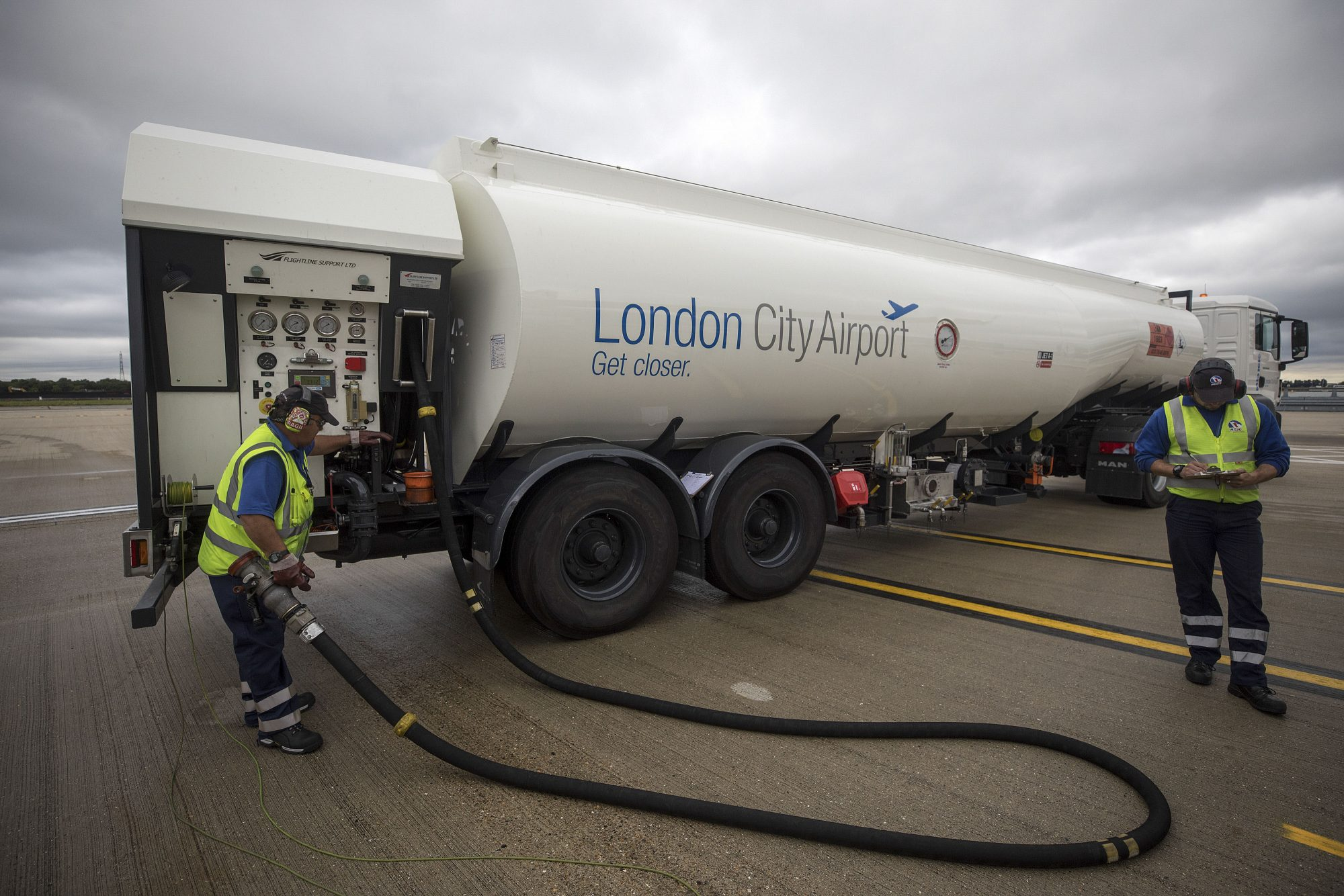 Operations At London City Airport