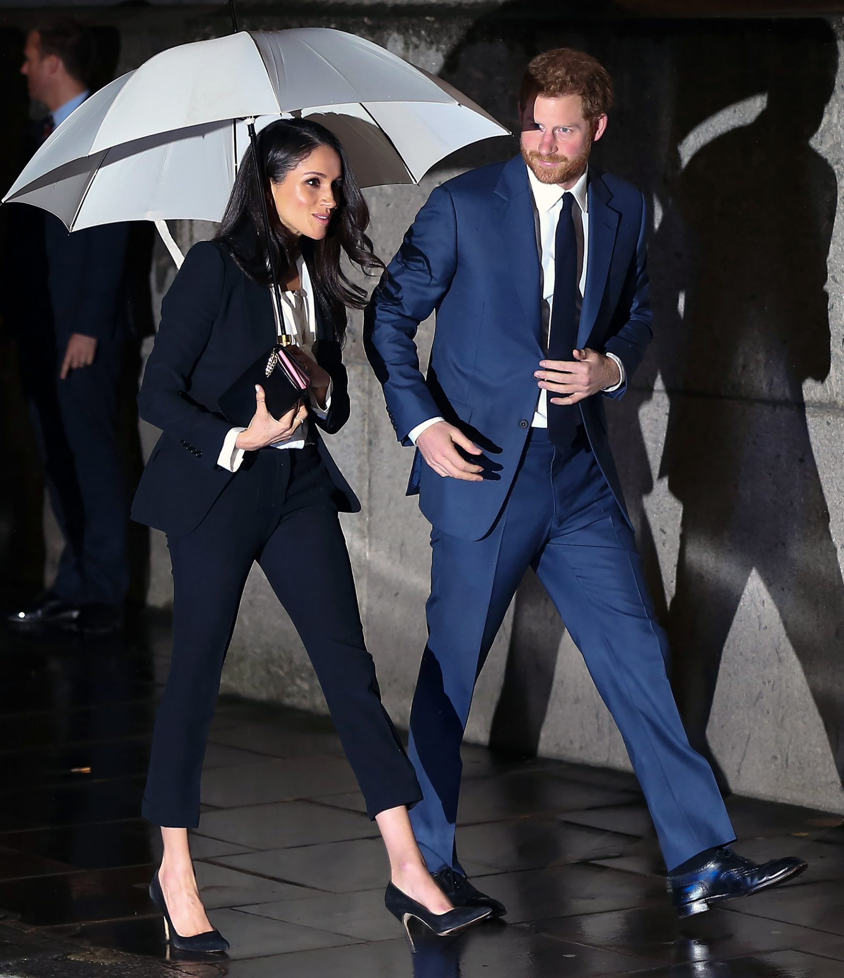 Prince Harry and Meghan Markle attend Endeavour Fund Awards Ceremony