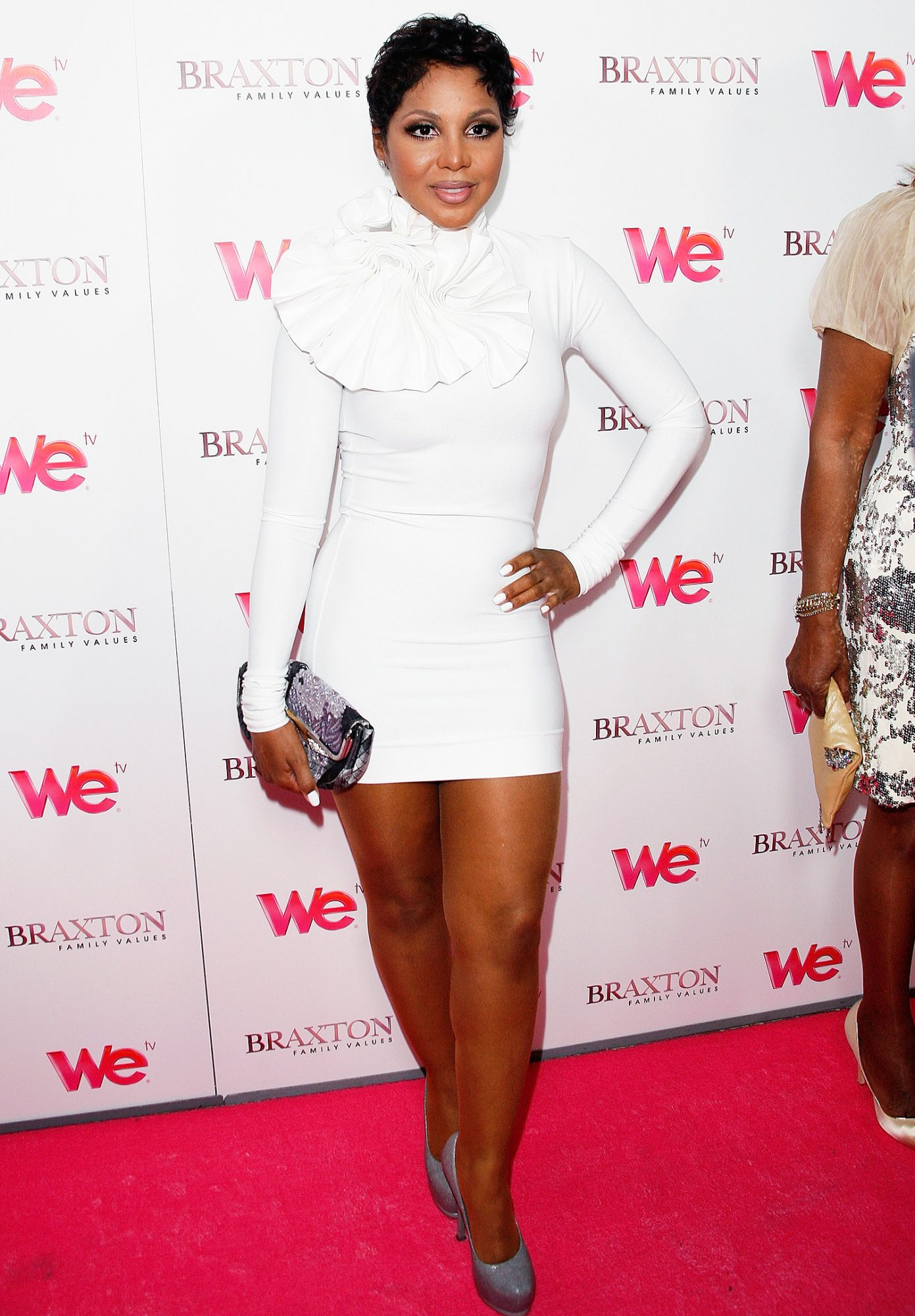 """WE TV Series """"Braxton Family Values"""" Premiere Launch Party"""