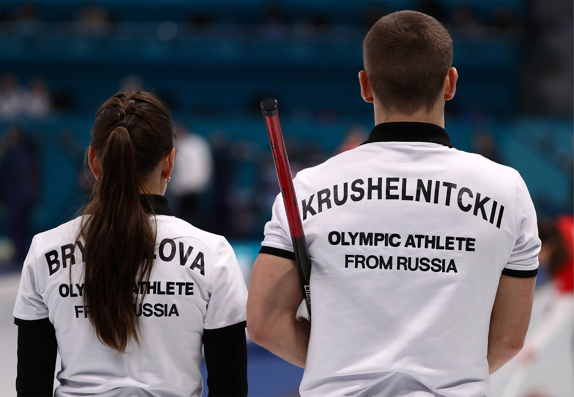 2018 Winter Olympic Games: Curling, Mixed Doubles, United States 9 - 3 Russia